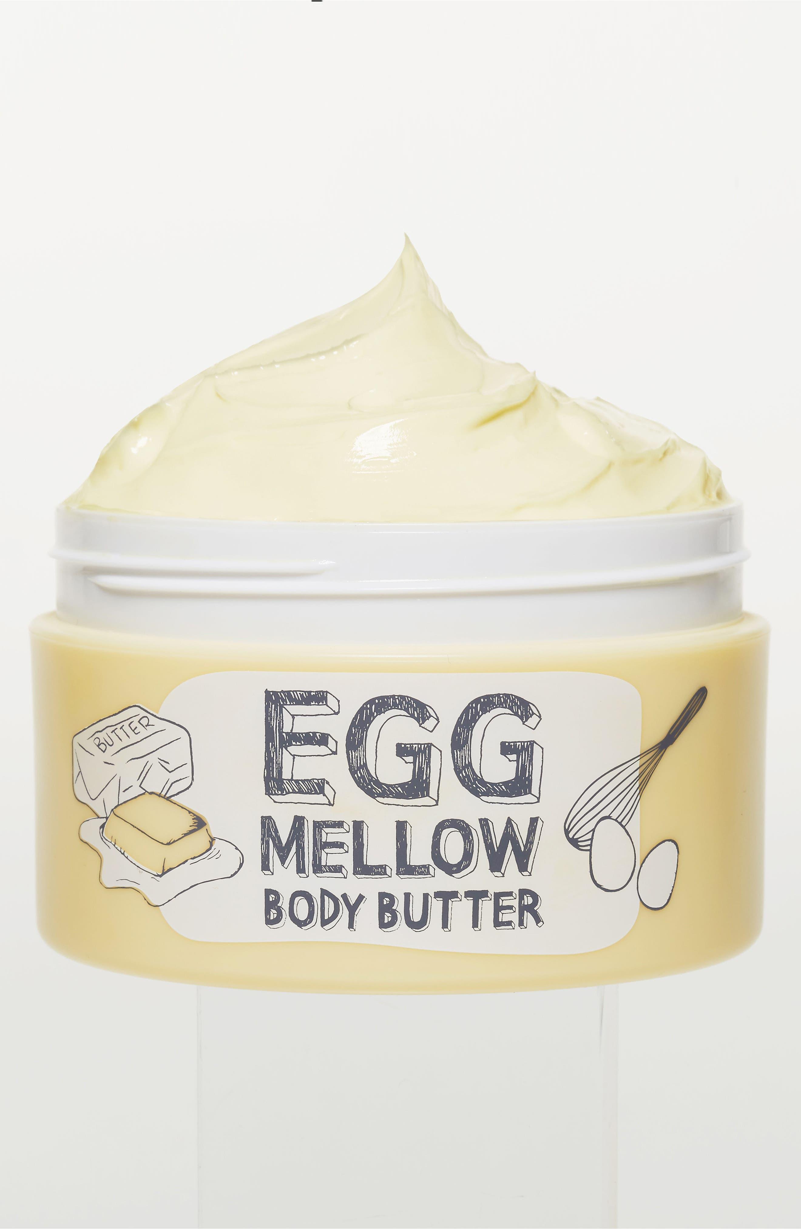 Egg Mellow Body Butter,                             Alternate thumbnail 2, color,                             NONE