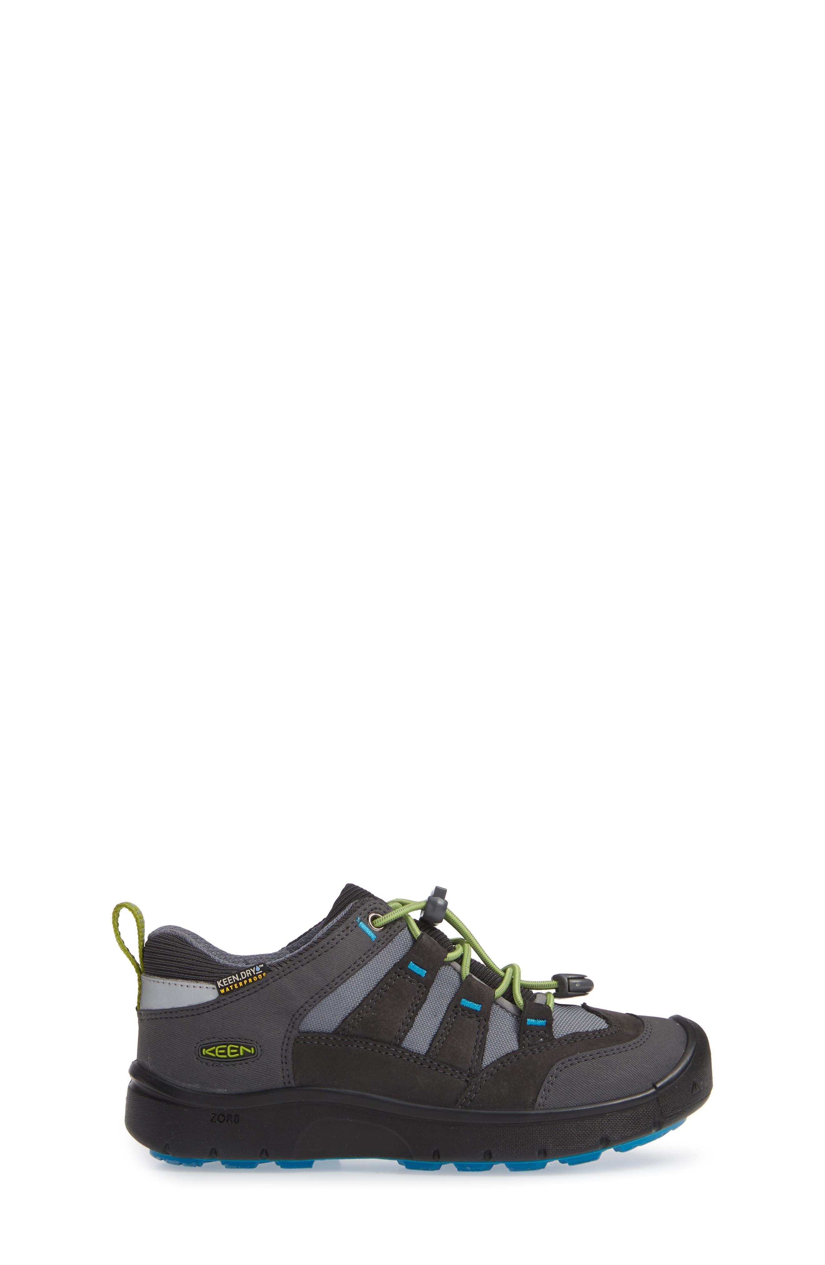 Hikeport Waterproof Sneaker,                             Alternate thumbnail 3, color,                             MAGNET/ GREENERY/ GREENERY