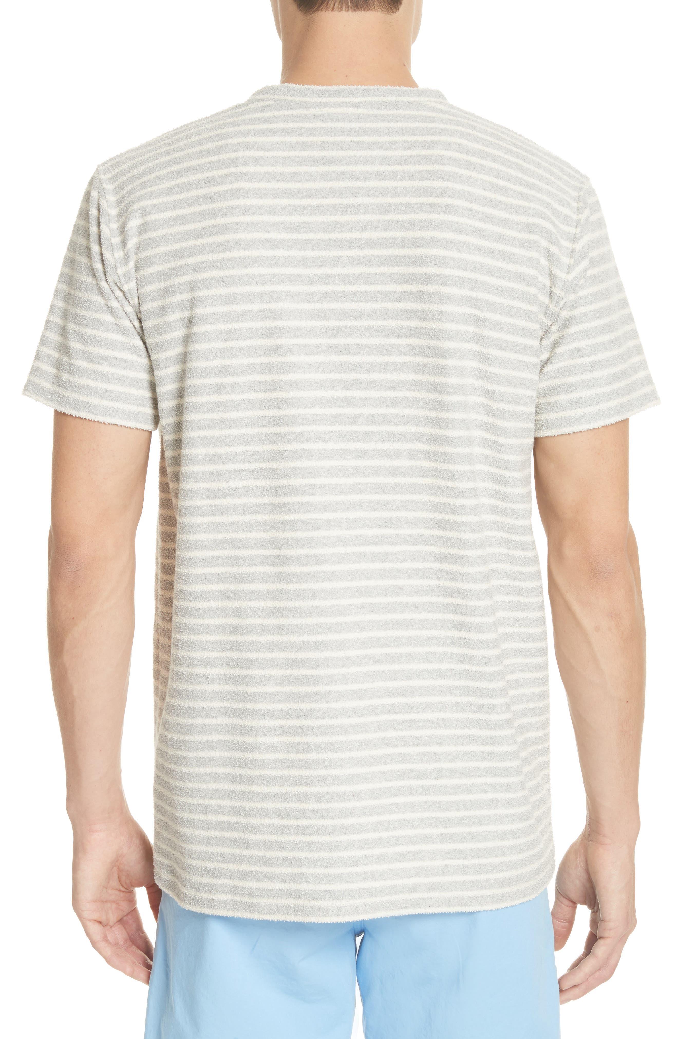 Niels Stripe Pocket T-Shirt,                             Alternate thumbnail 2, color,                             050