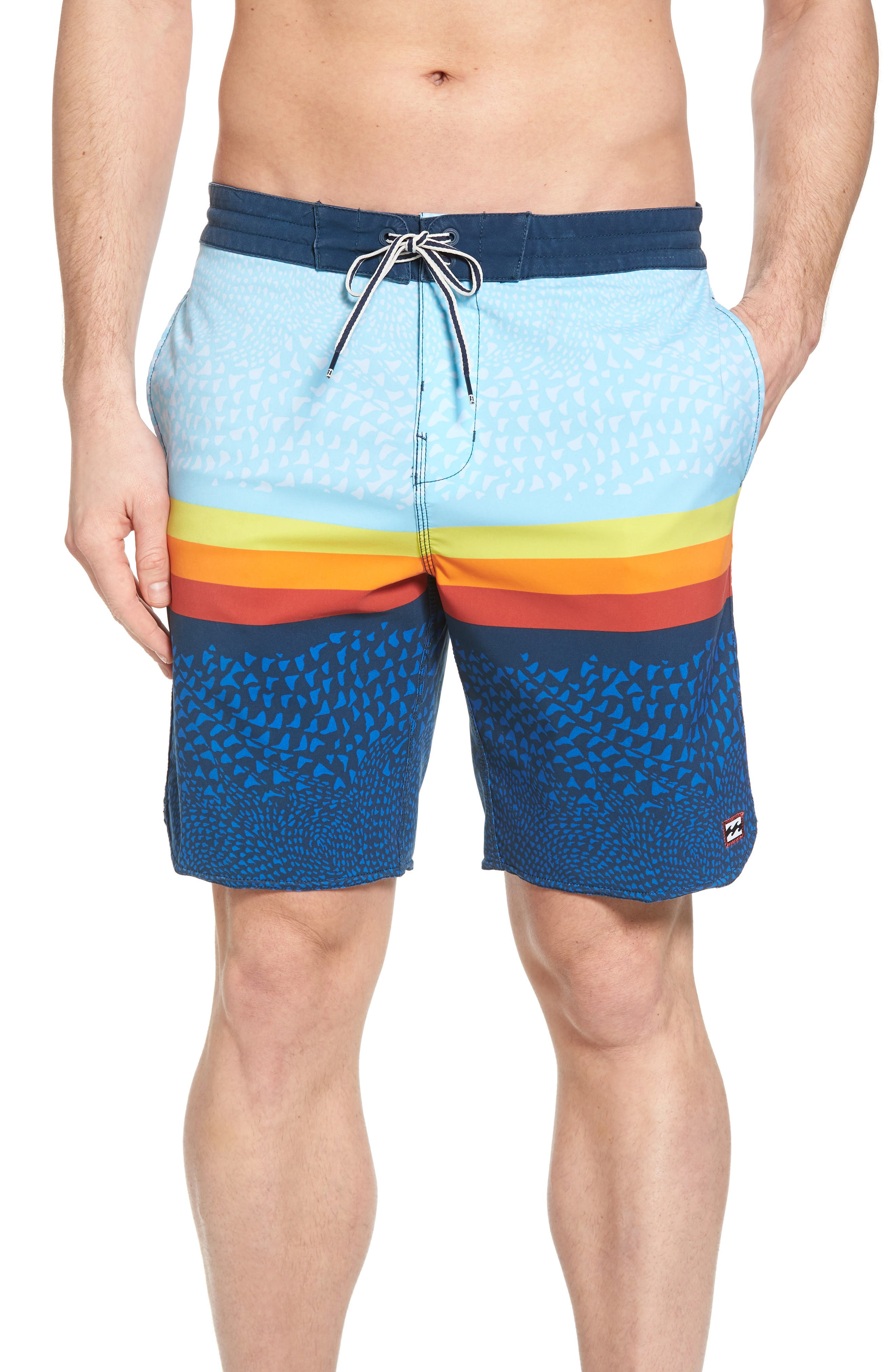 Fifty50 Low Tide Swim Trunks,                             Main thumbnail 3, color,