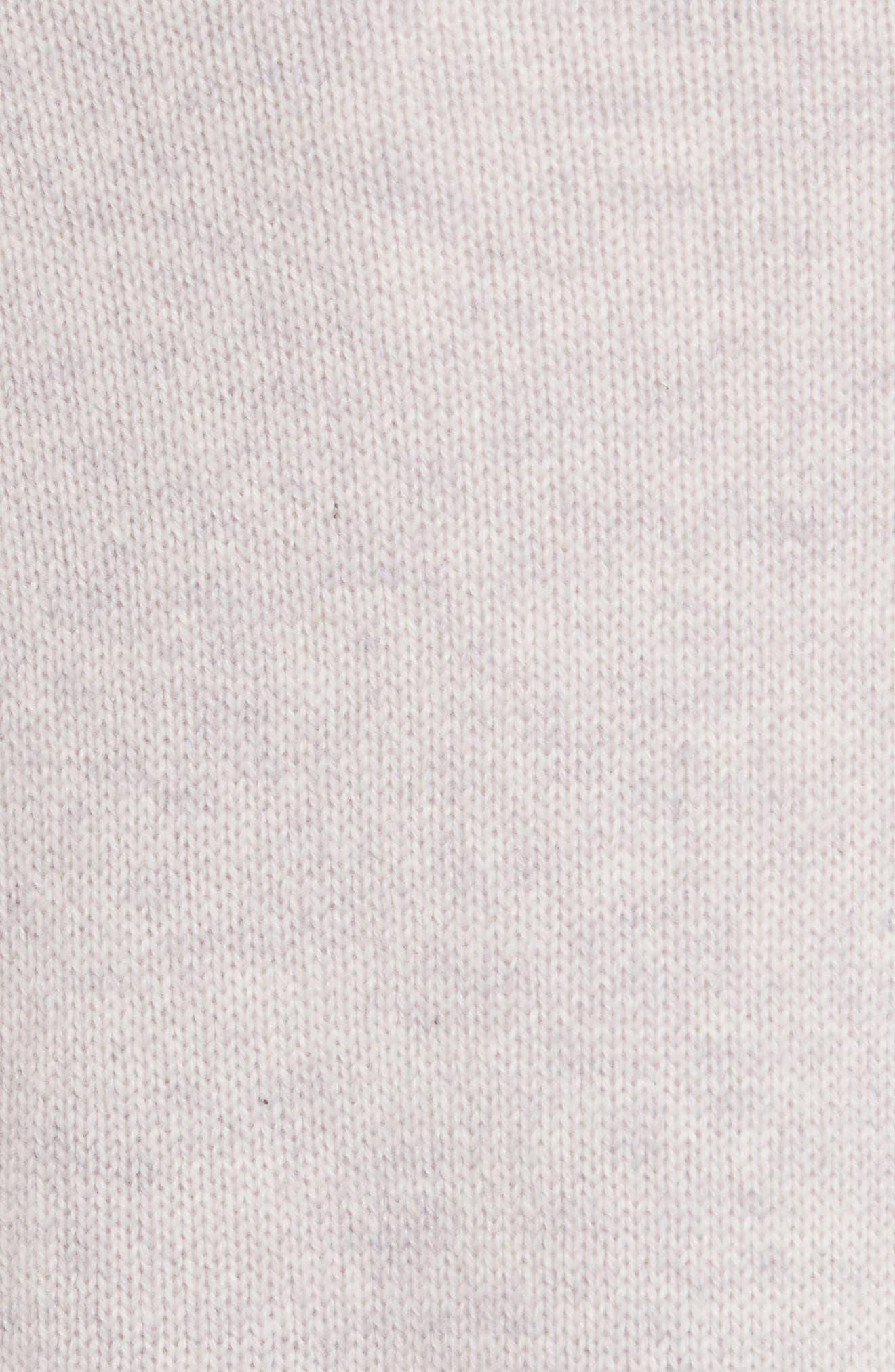 Cashmere Open Maxi Cardigan,                             Alternate thumbnail 5, color,                             055