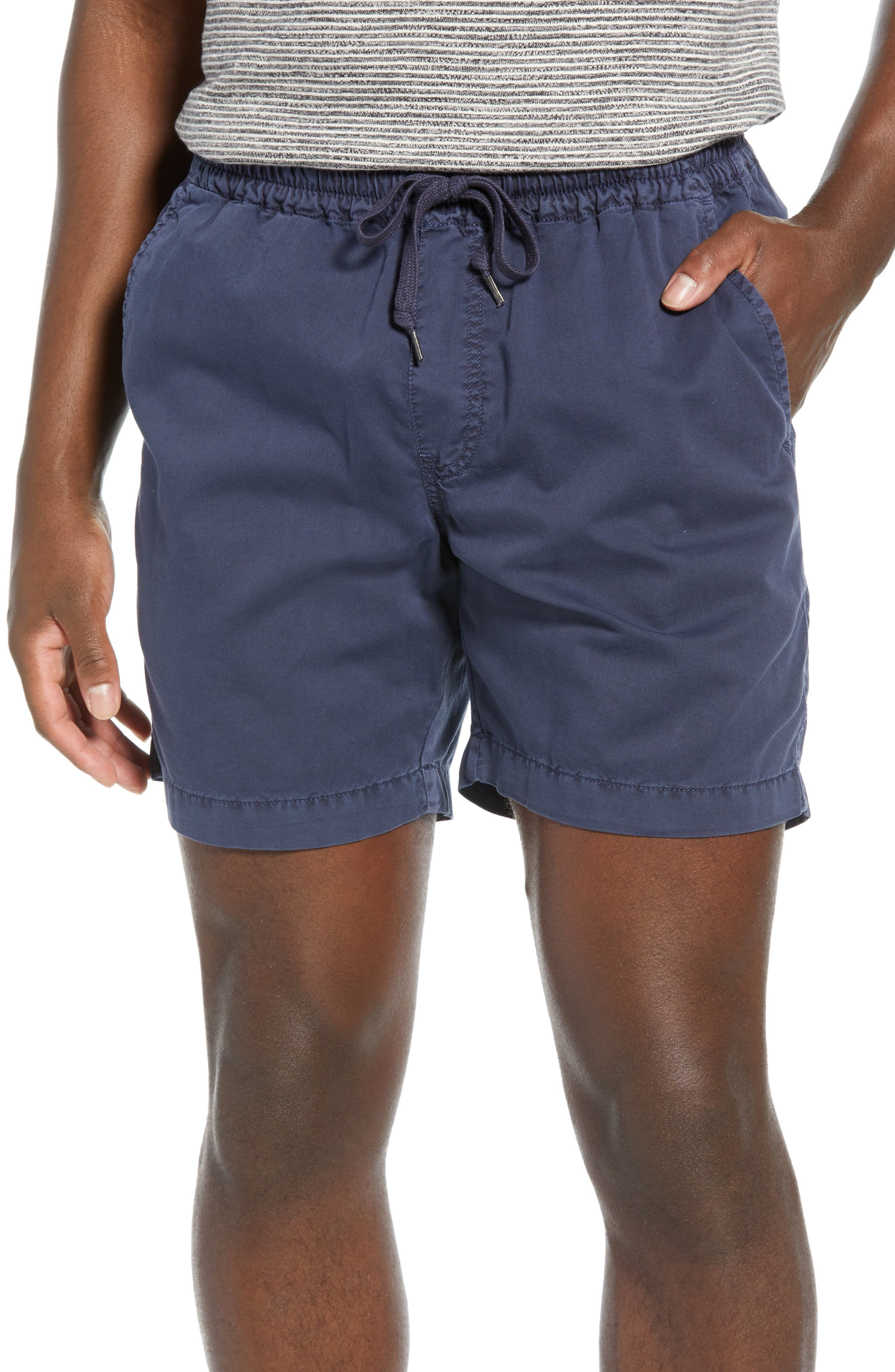 Fahery Marty Regular Fit Shorts, Blue