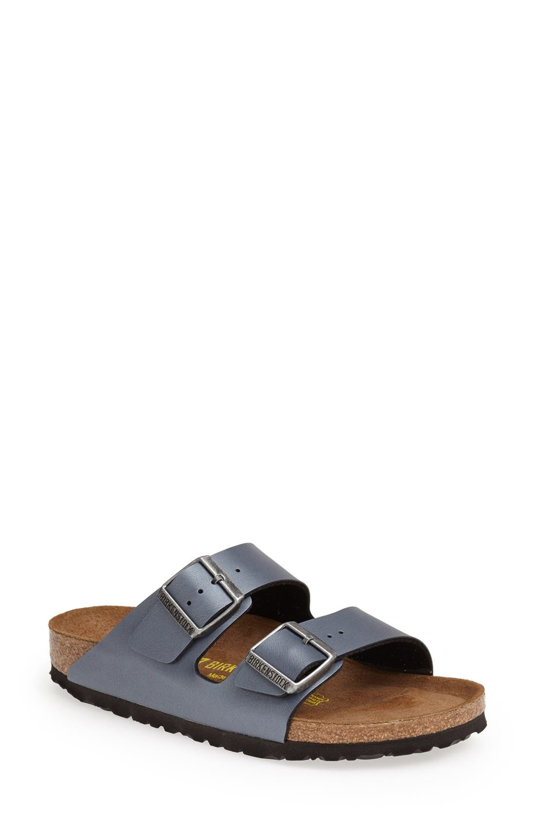 'Arizona Birko-Flor' Soft Footbed Sandal,                             Main thumbnail 2, color,