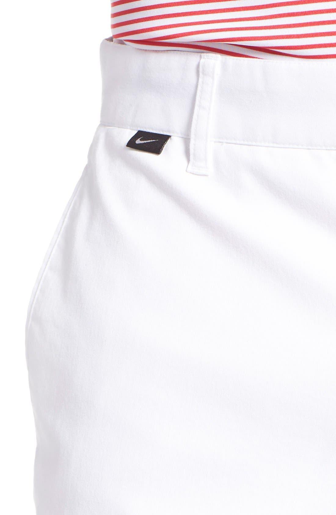 Modern Fit Dri-FIT Golf Shorts,                             Alternate thumbnail 3, color,                             100