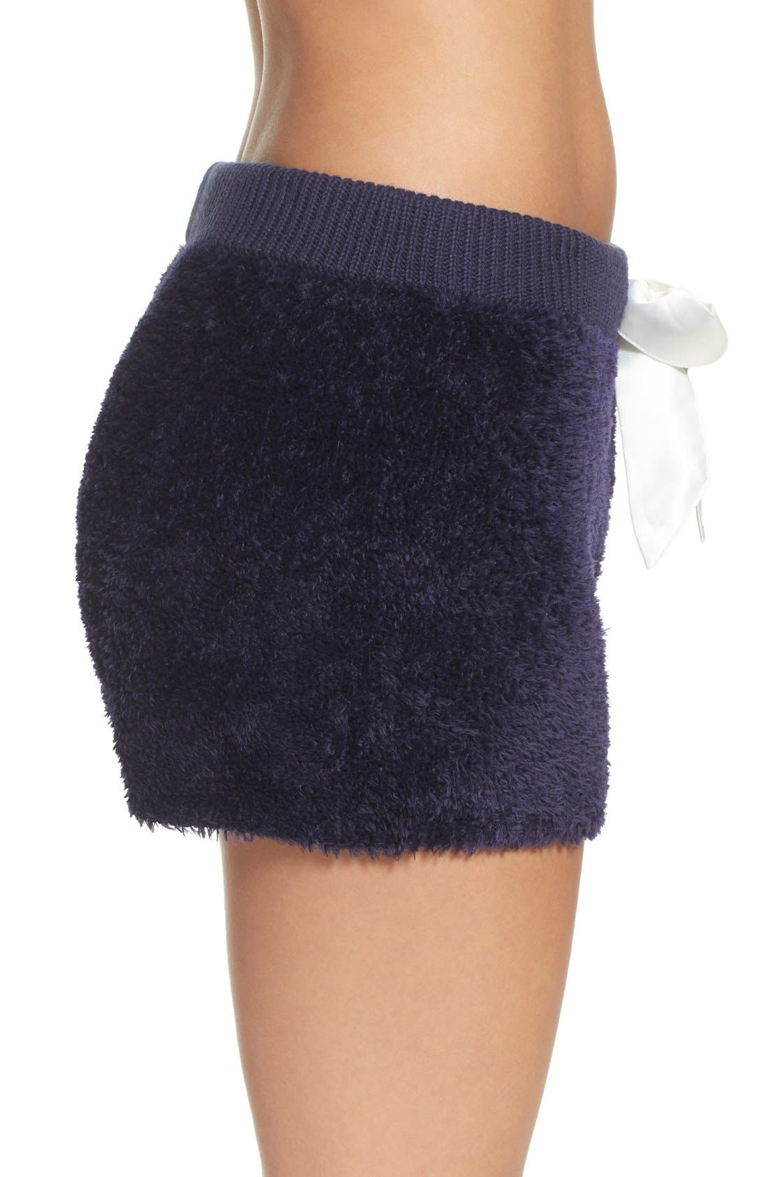 Fuzzy Lounge Shorts,                             Alternate thumbnail 12, color,