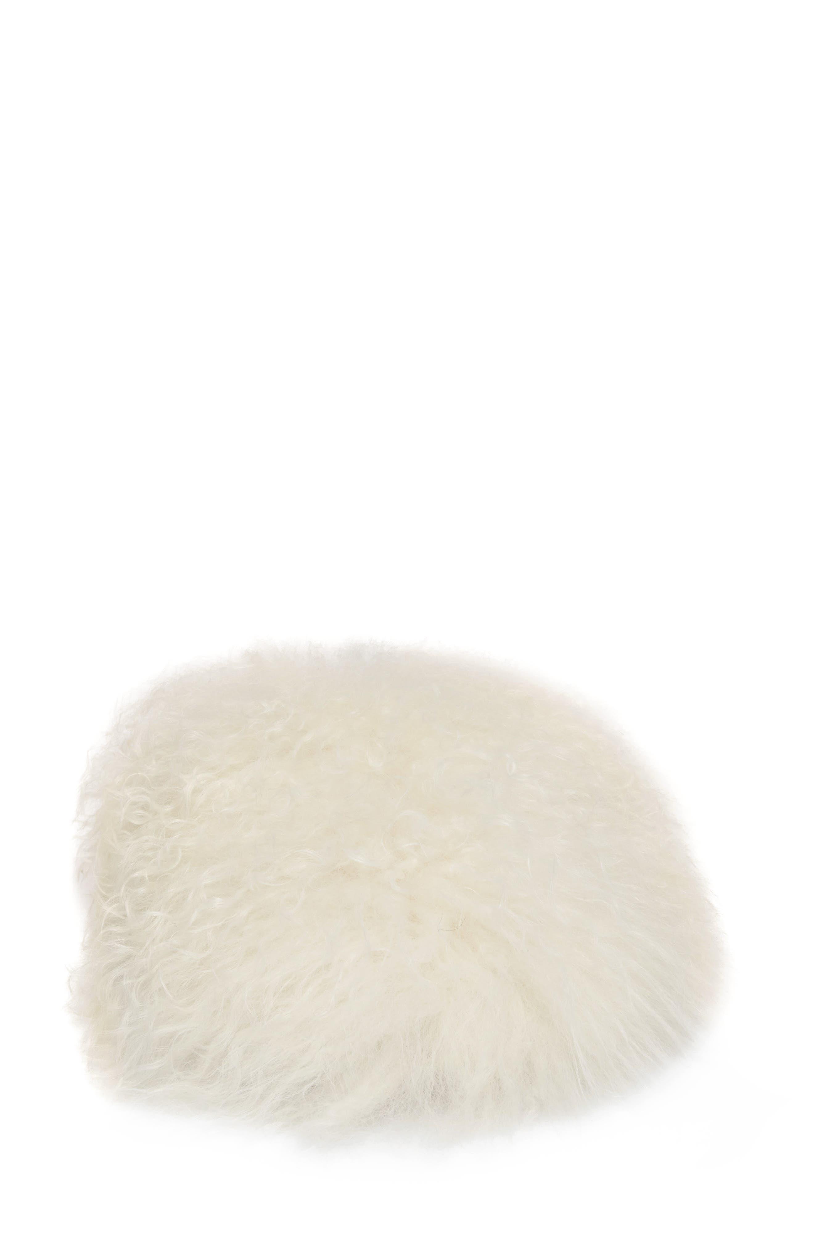 Fluff Momma Genuine Shearling Slipper,                             Alternate thumbnail 11, color,
