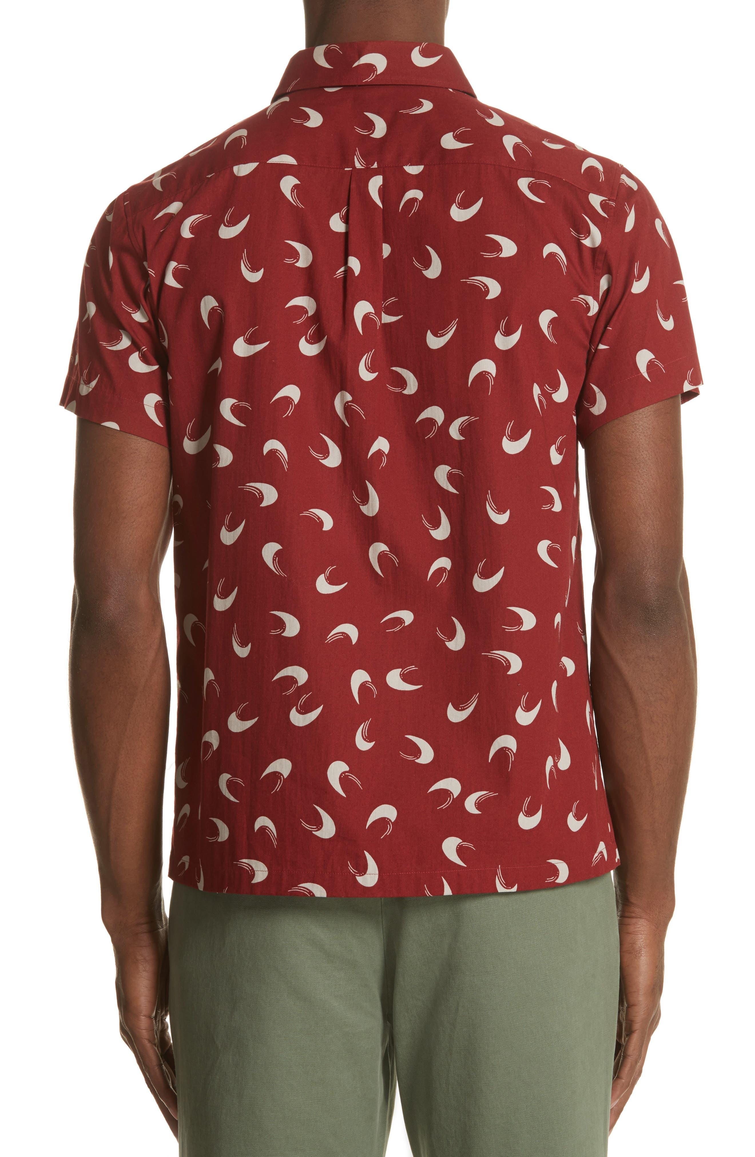 Cippi Woven Shirt,                             Alternate thumbnail 2, color,                             601