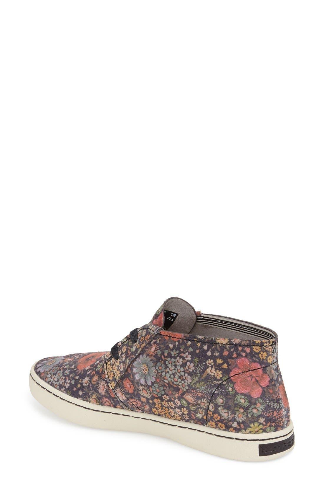'Cille Gwen' Sneaker,                             Alternate thumbnail 7, color,
