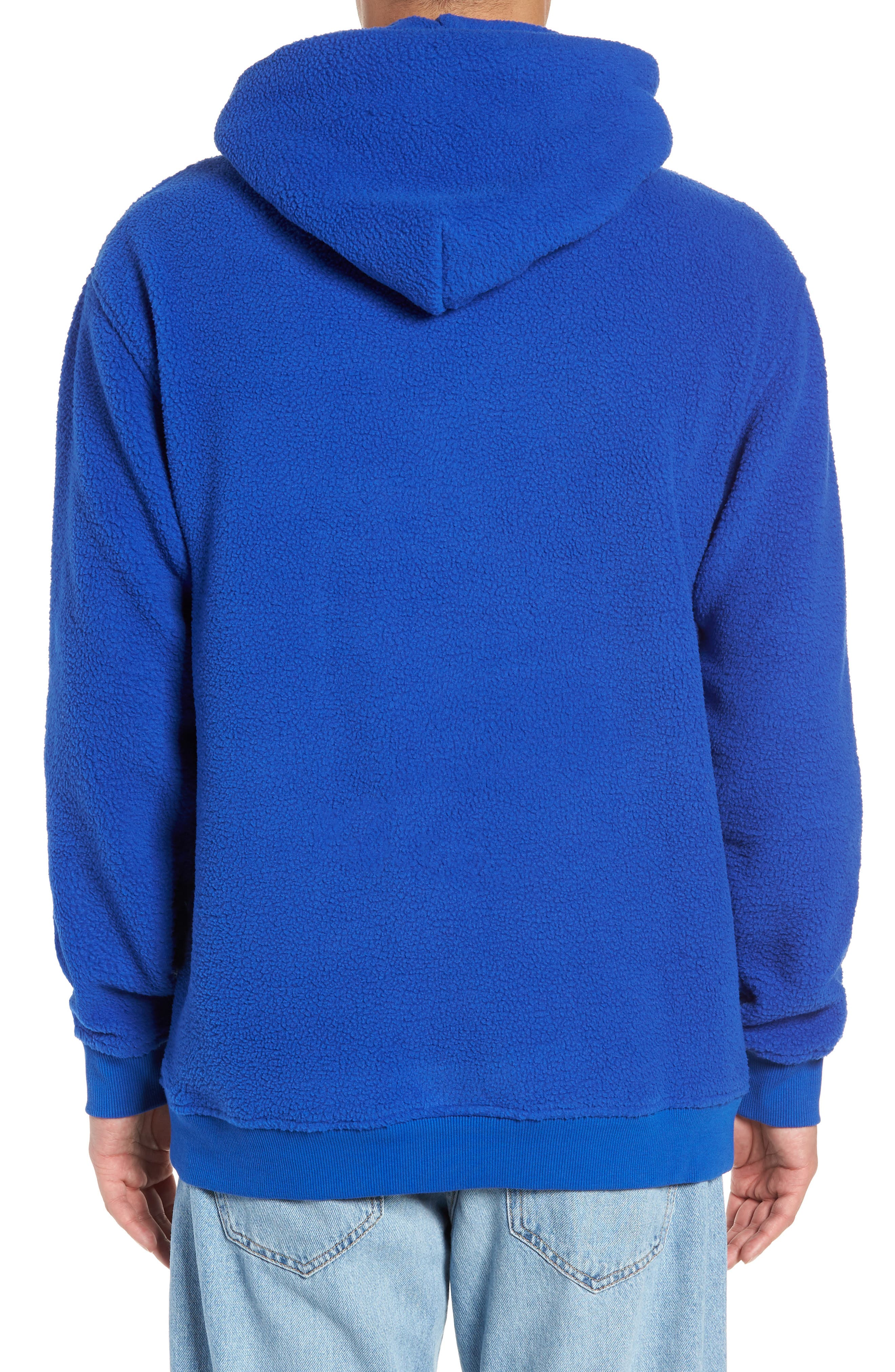 TJM Tommy Classics Polar Hoodie,                             Alternate thumbnail 2, color,                             SURF THE WEB