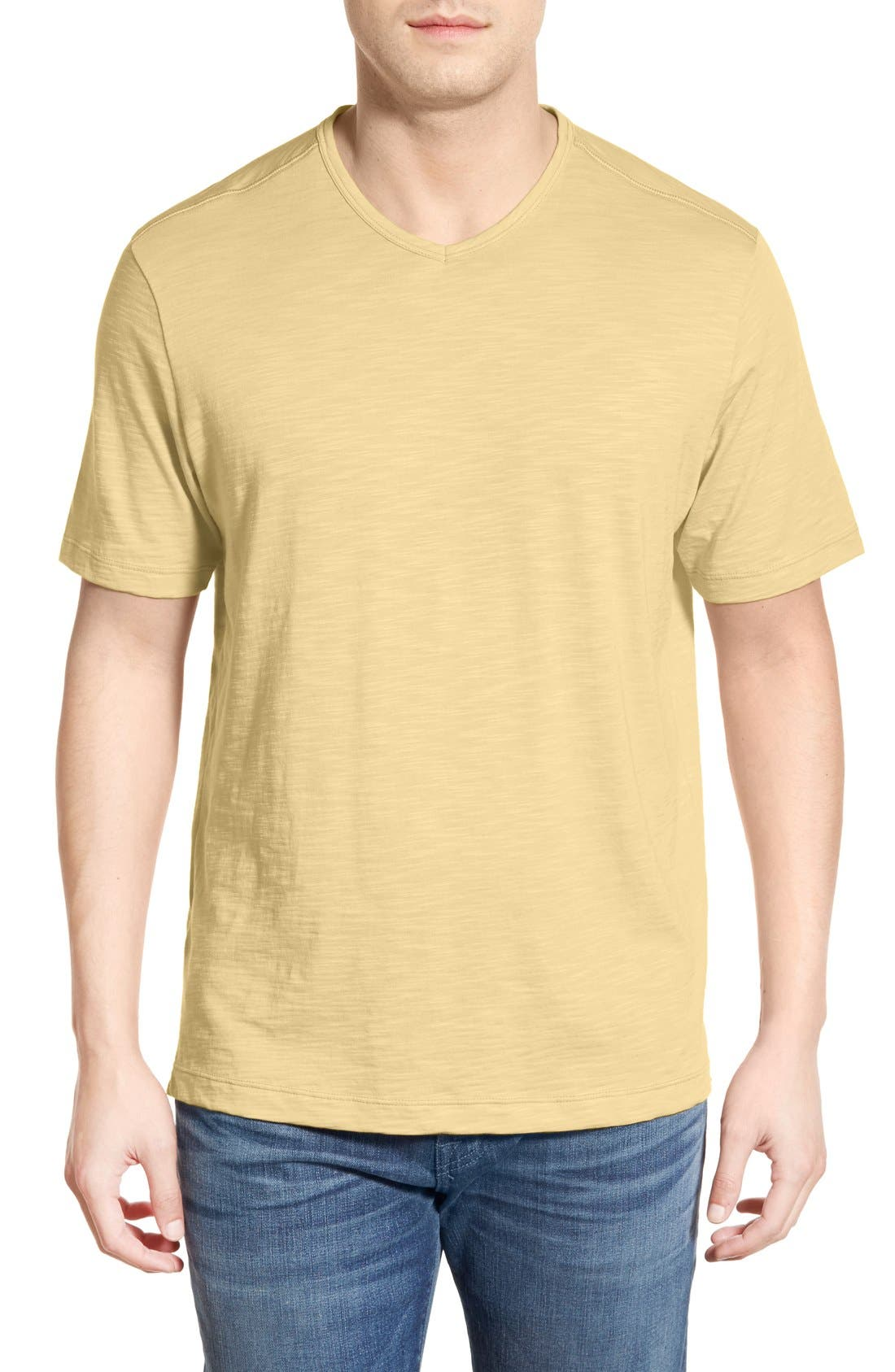 'Portside Player' Pima Cotton T-Shirt,                             Main thumbnail 14, color,