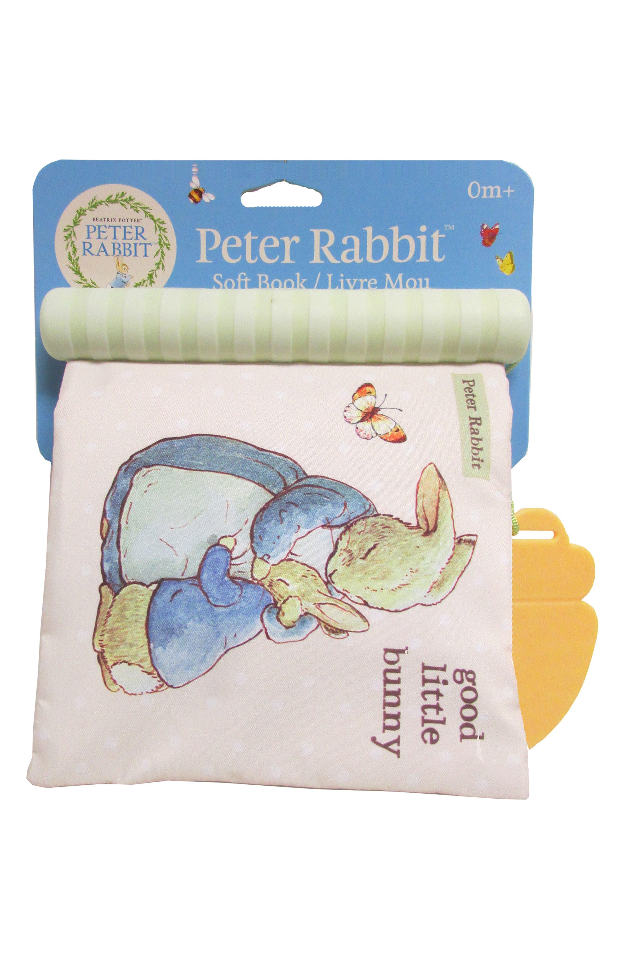 Infant Kids Preferred Peter Rabbit(TM) Soft Book