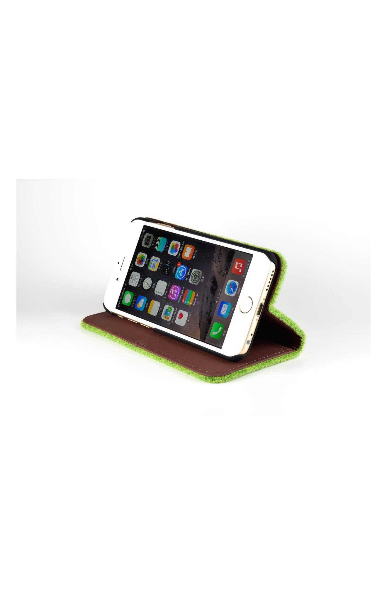 Portable Yoyogi Park iPhone 7 & iPhone 7 Plus Flip Cover Case,                             Alternate thumbnail 5, color,                             301