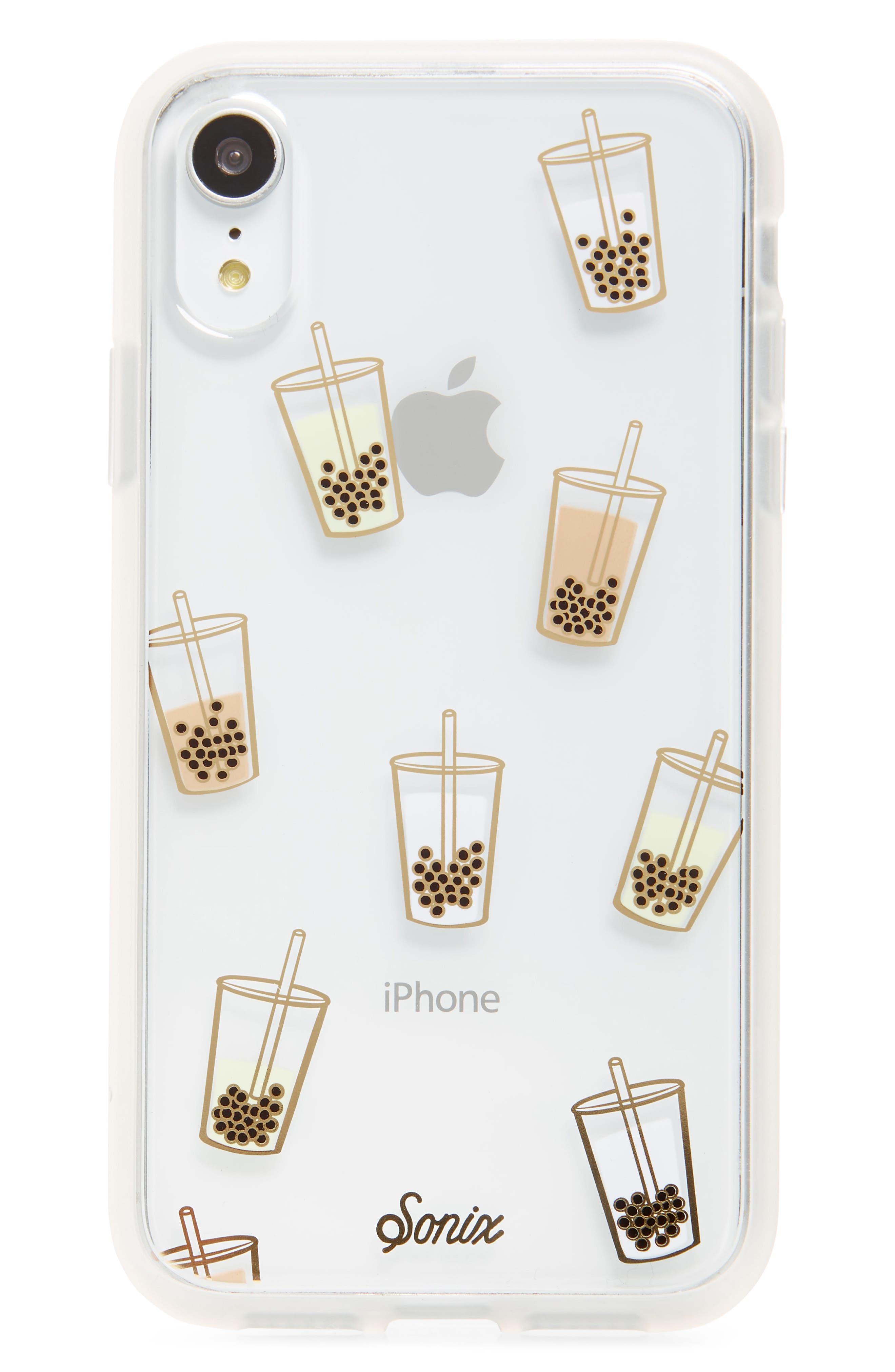 SONIX,                             Boba iPhone X/Xs, XR & X Max Case,                             Main thumbnail 1, color,                             RAINBOW