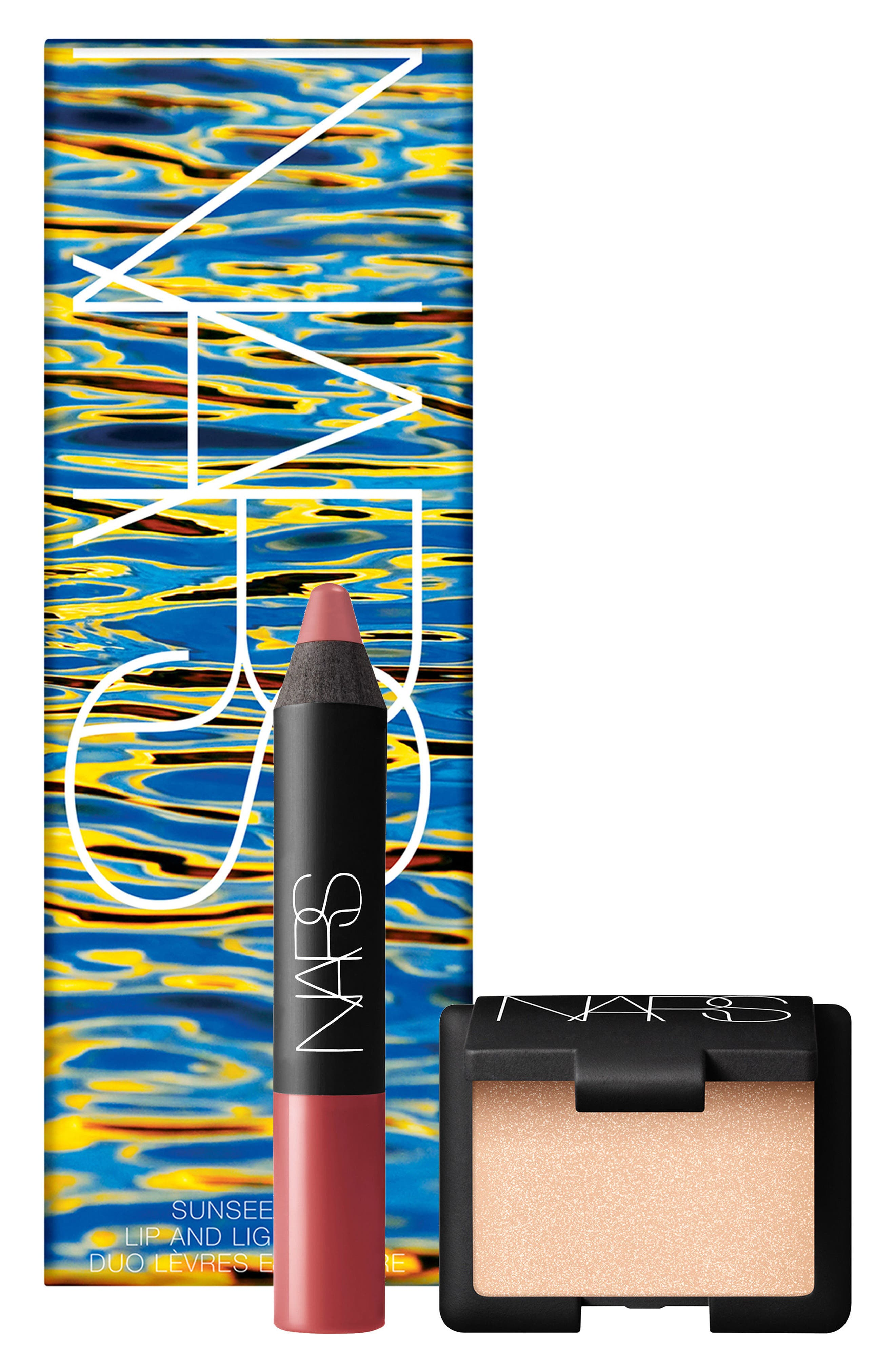 Sunseeker Lip & Light Duo,                             Main thumbnail 1, color,                             000