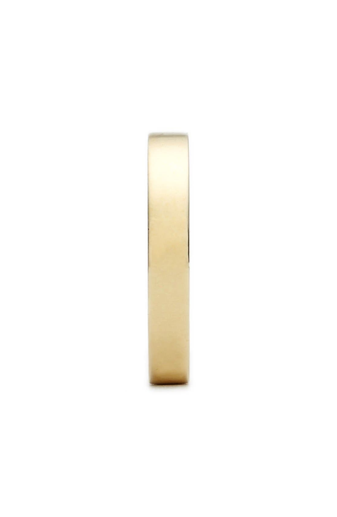 'Symphony - Golden Gate' Band Ring,                             Alternate thumbnail 2, color,                             YELLOW GOLD