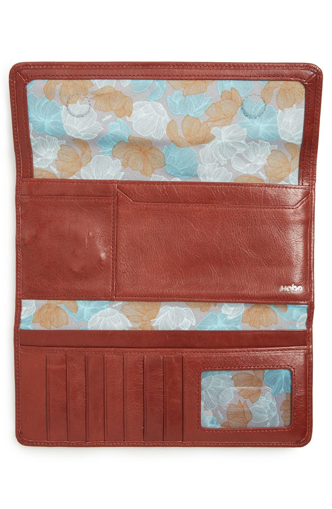'Sadie' Leather Wallet,                             Alternate thumbnail 118, color,