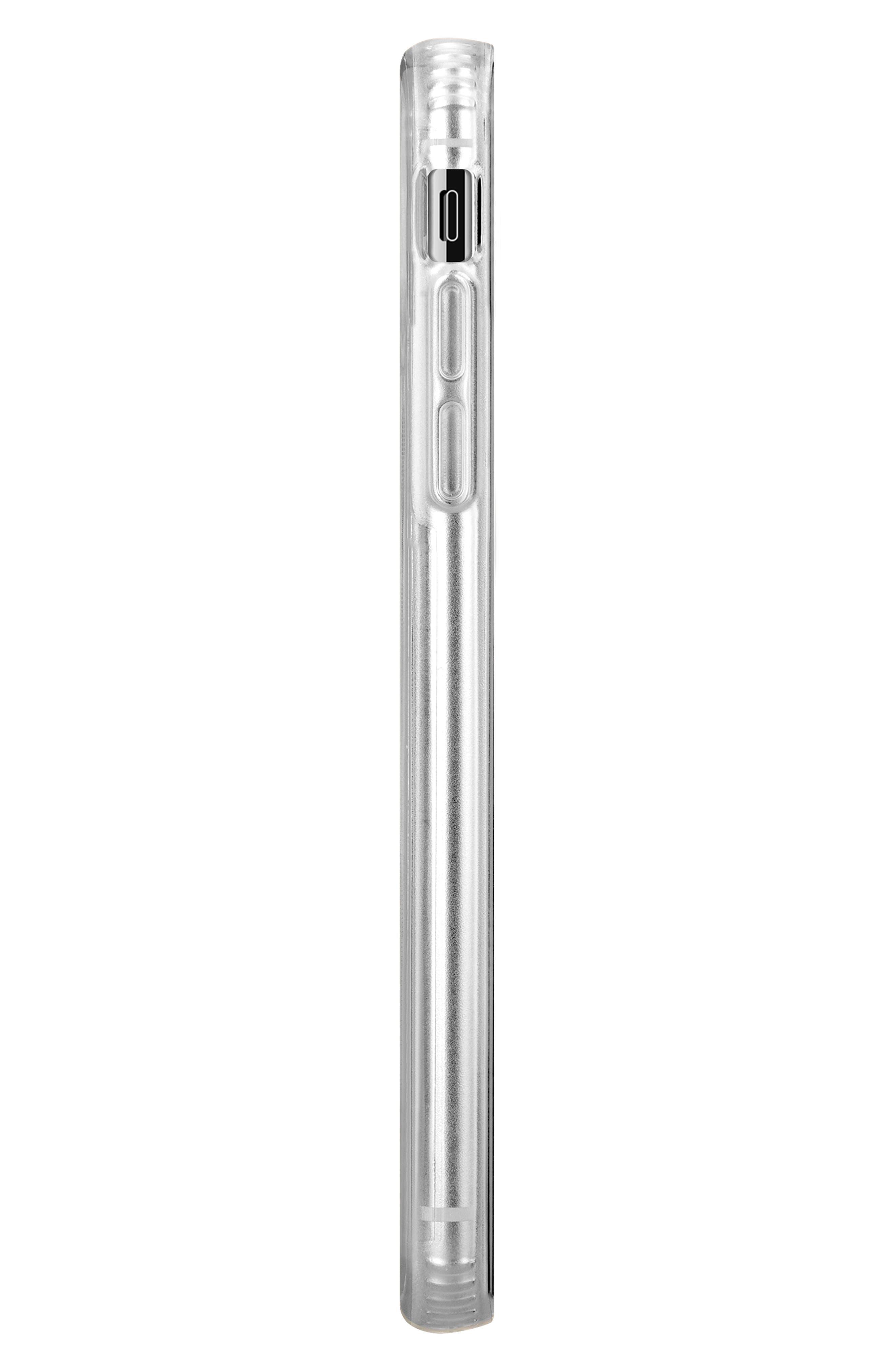 French Bulldog Grip iPhone X/Xs, XR & X Max Case,                             Alternate thumbnail 4, color,                             650