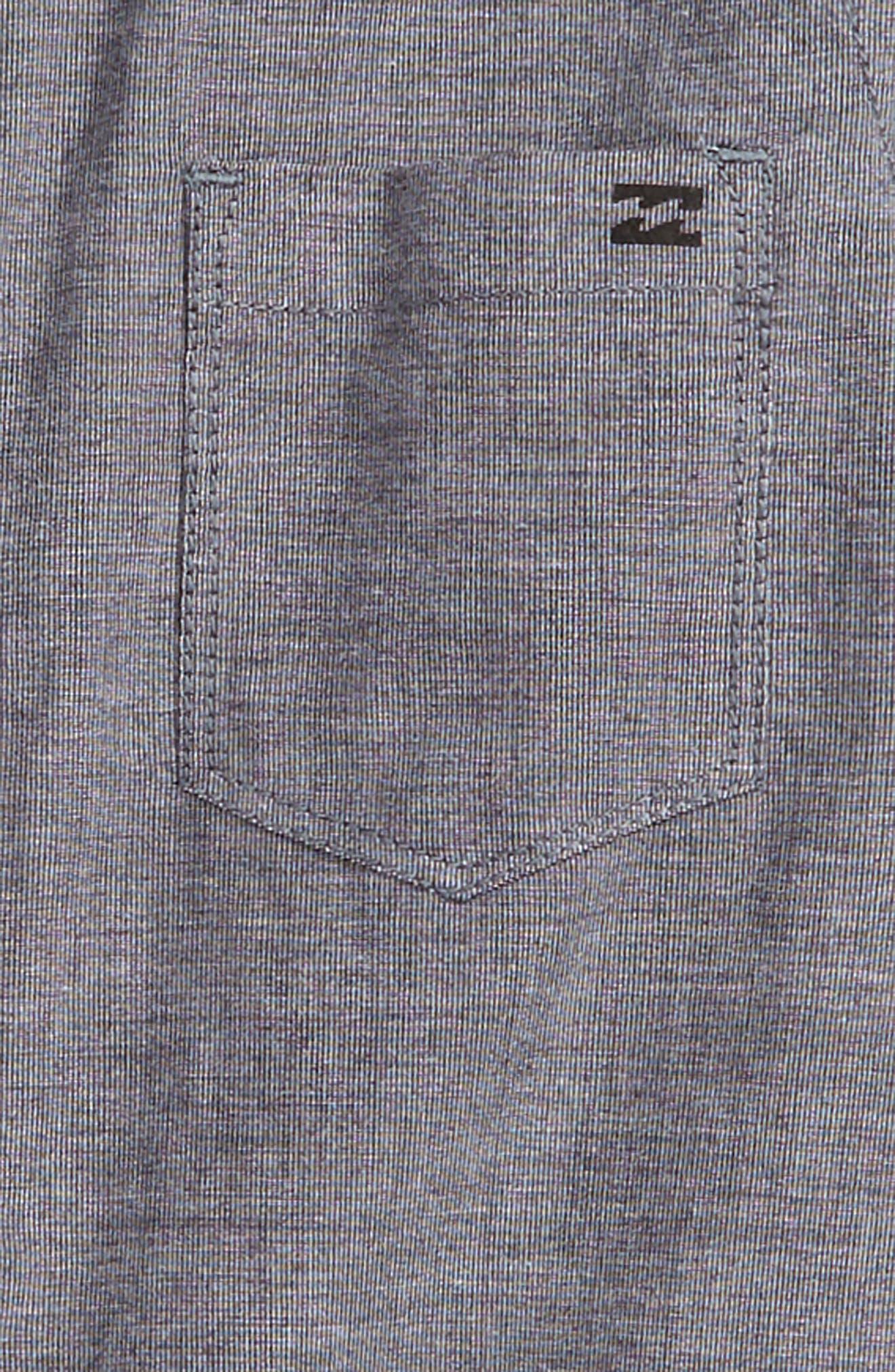 All Day Chambray Woven Shirt,                             Alternate thumbnail 2, color,                             001