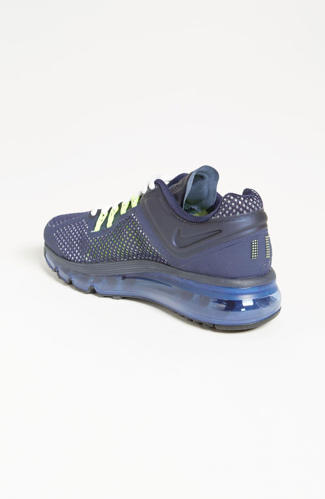 'Air Max 2013' Running Shoe,                             Alternate thumbnail 34, color,
