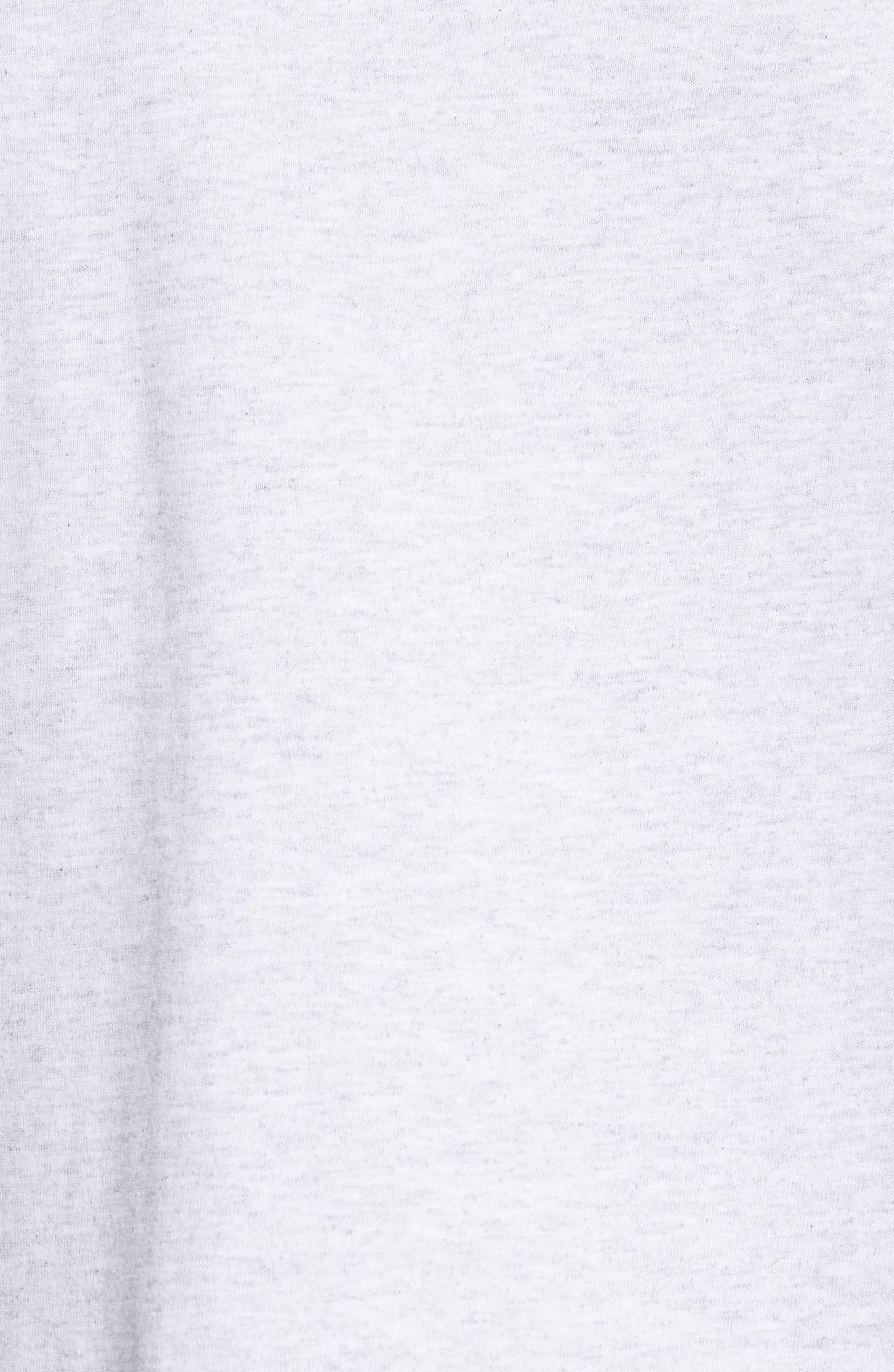 Los Angeles Graphic T-Shirt,                             Alternate thumbnail 5, color,                             063