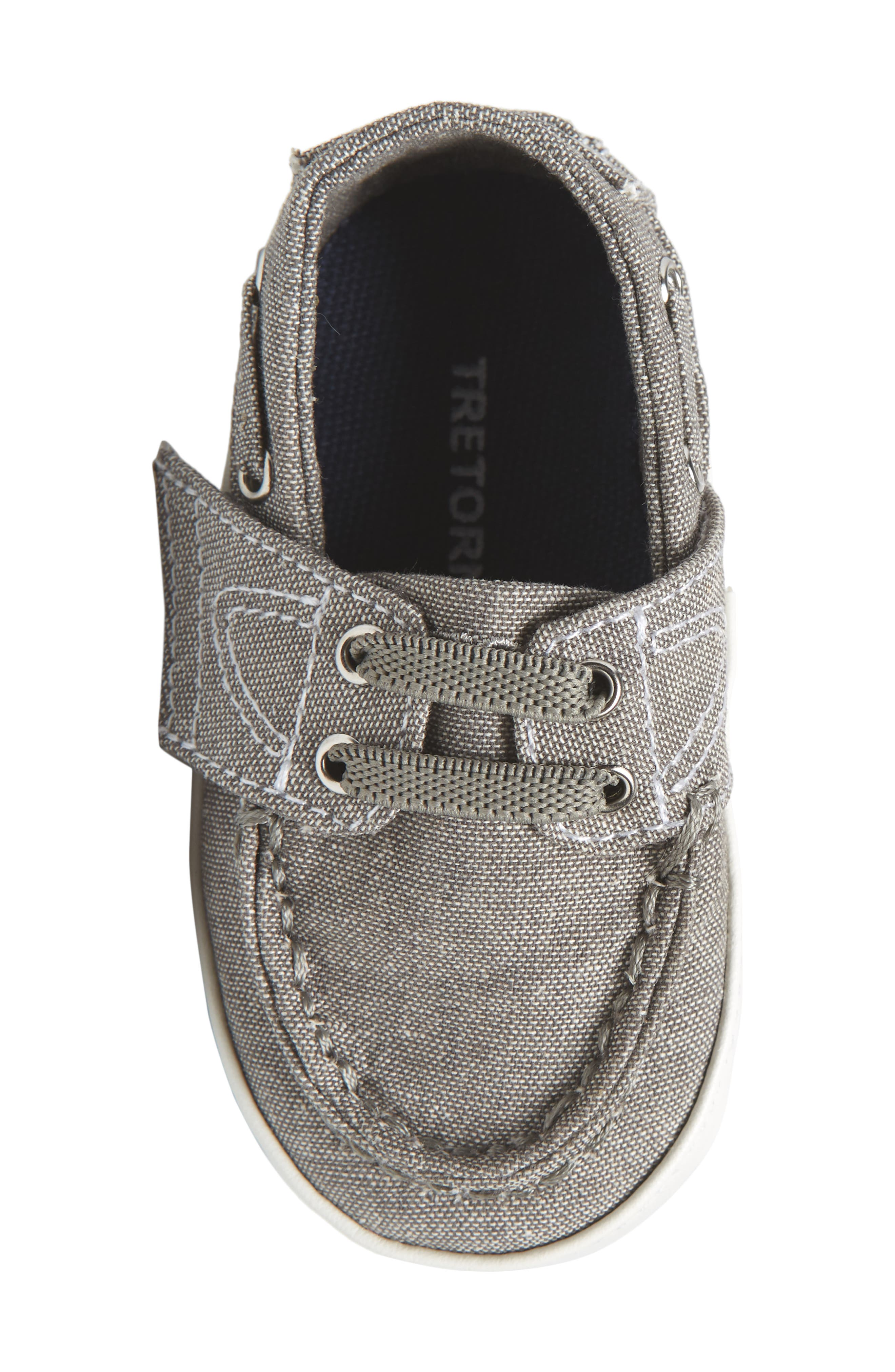 Motto Boat Crib Shoe,                             Alternate thumbnail 5, color,