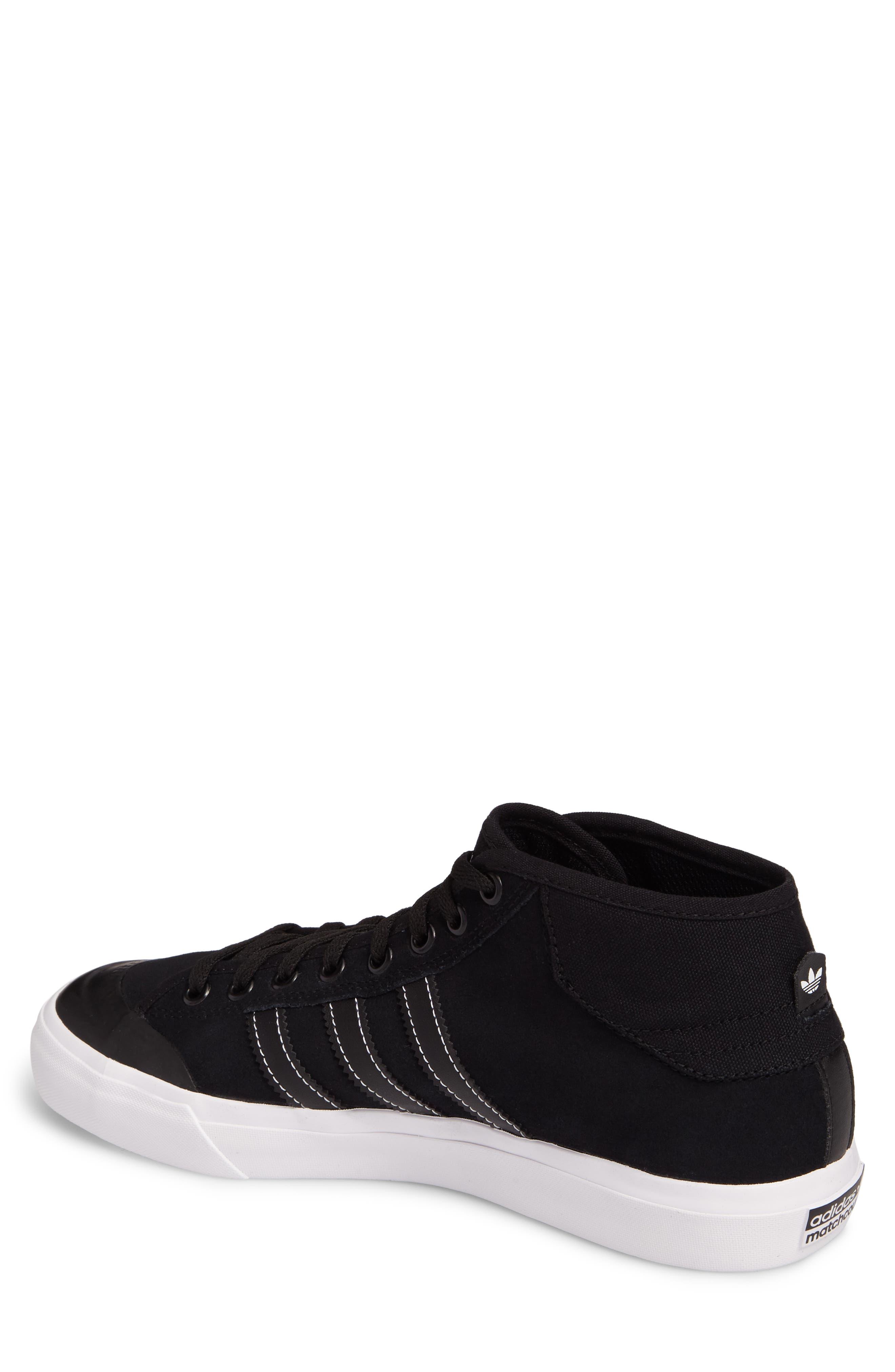 Matchcourt Mid ADV Sneaker,                             Alternate thumbnail 2, color,                             001