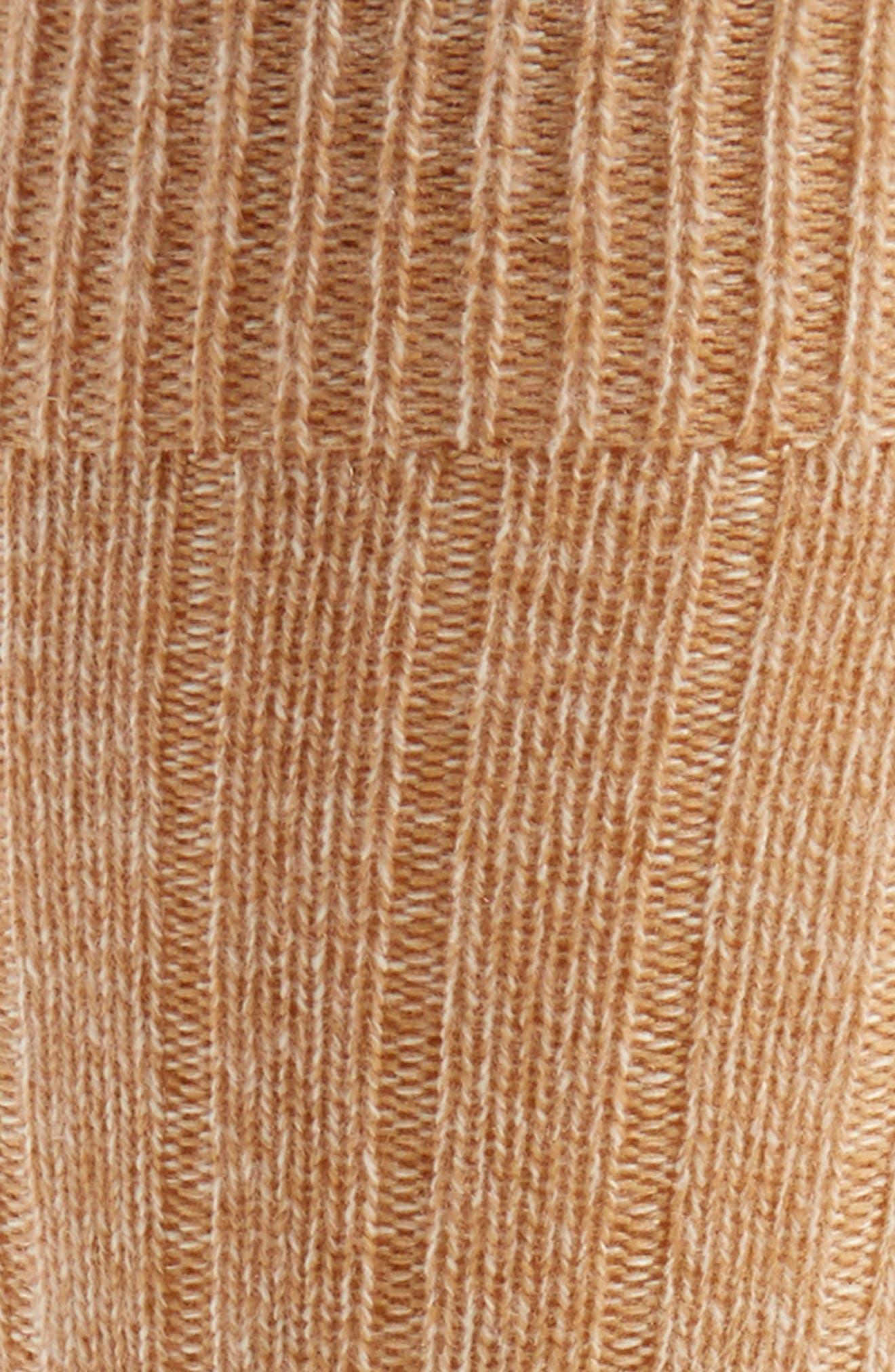 'Waddington' Cashmere Blend Mid Calf Socks,                             Alternate thumbnail 12, color,