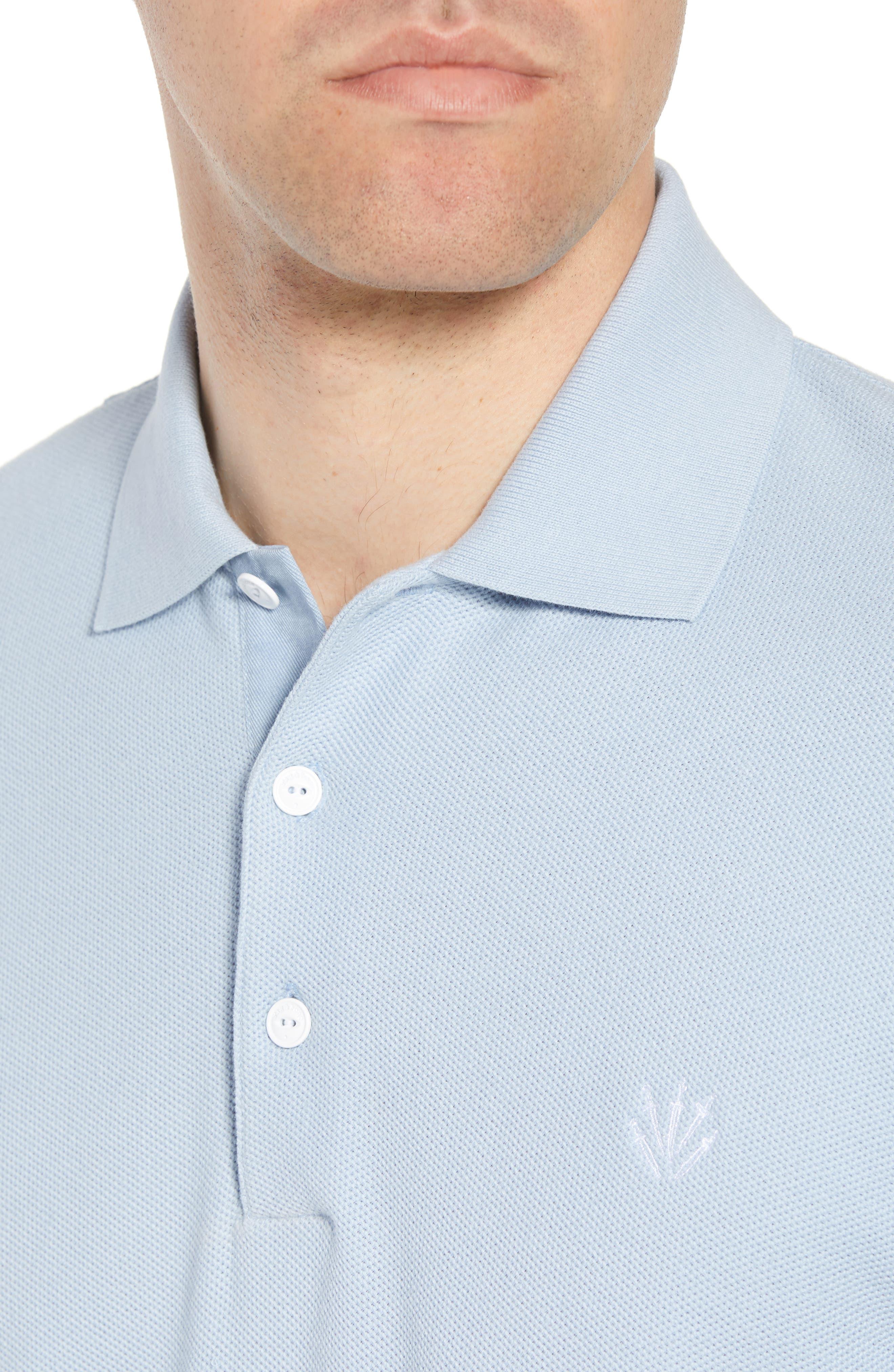 Regular Fit Polo,                             Alternate thumbnail 4, color,                             400