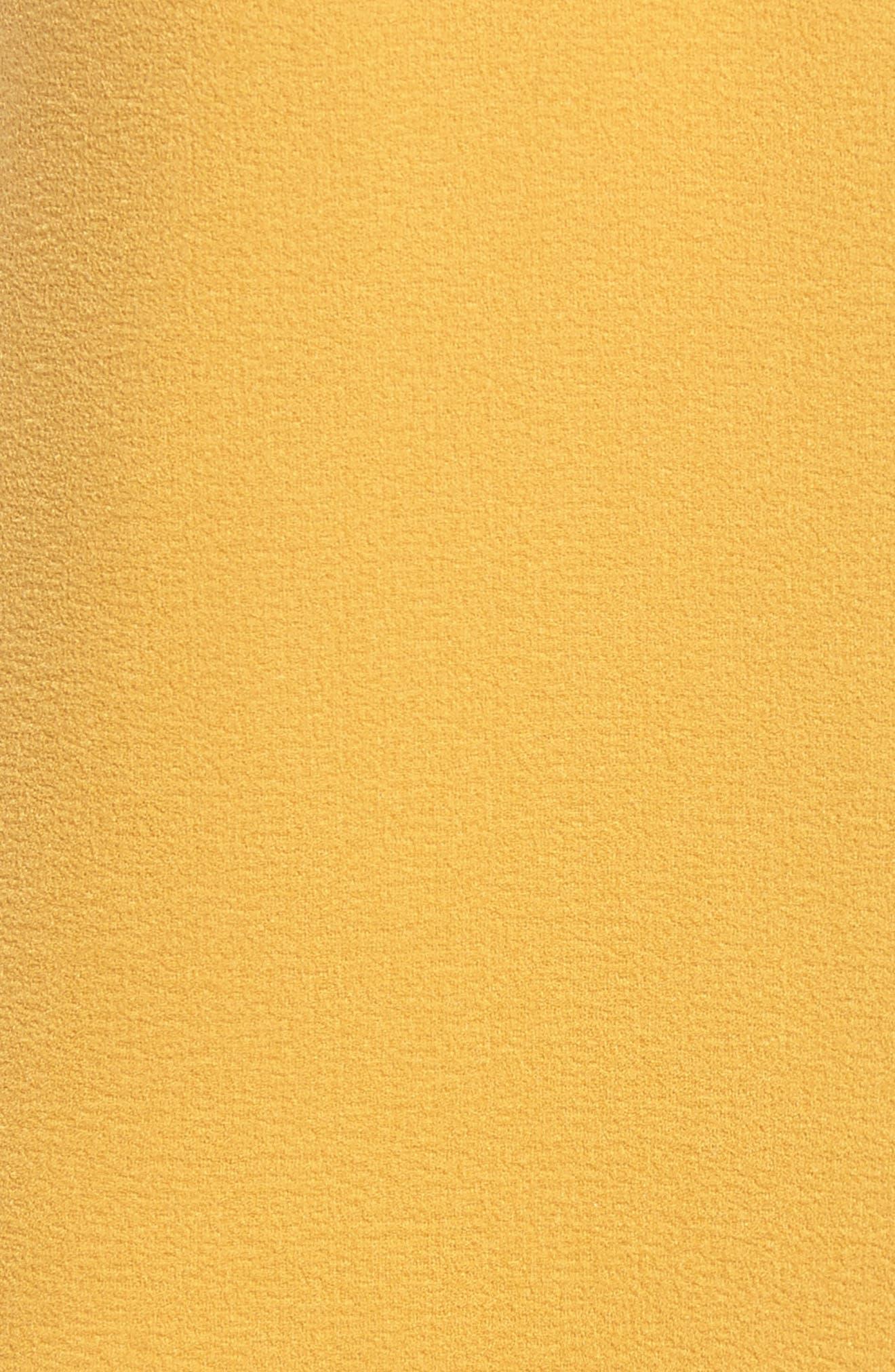 Hailey Crepe Dress,                             Alternate thumbnail 137, color,