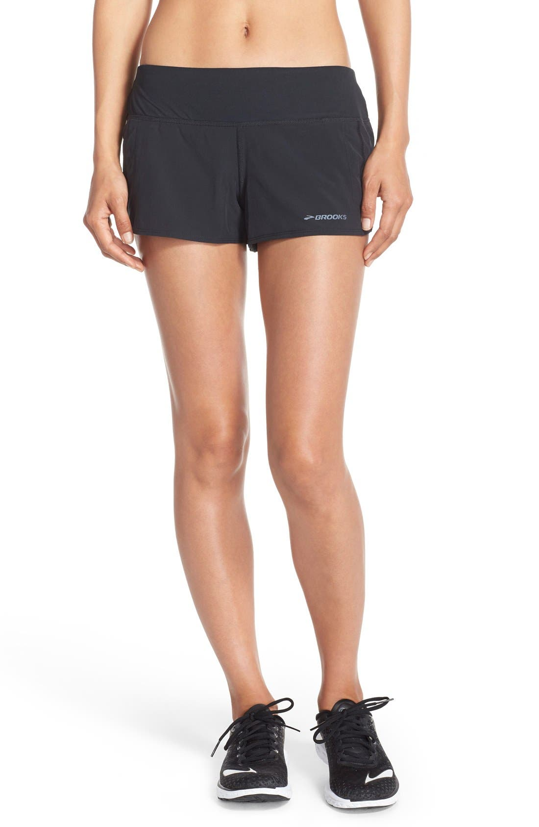 'Chaser 3' Running Shorts,                         Main,                         color, 001