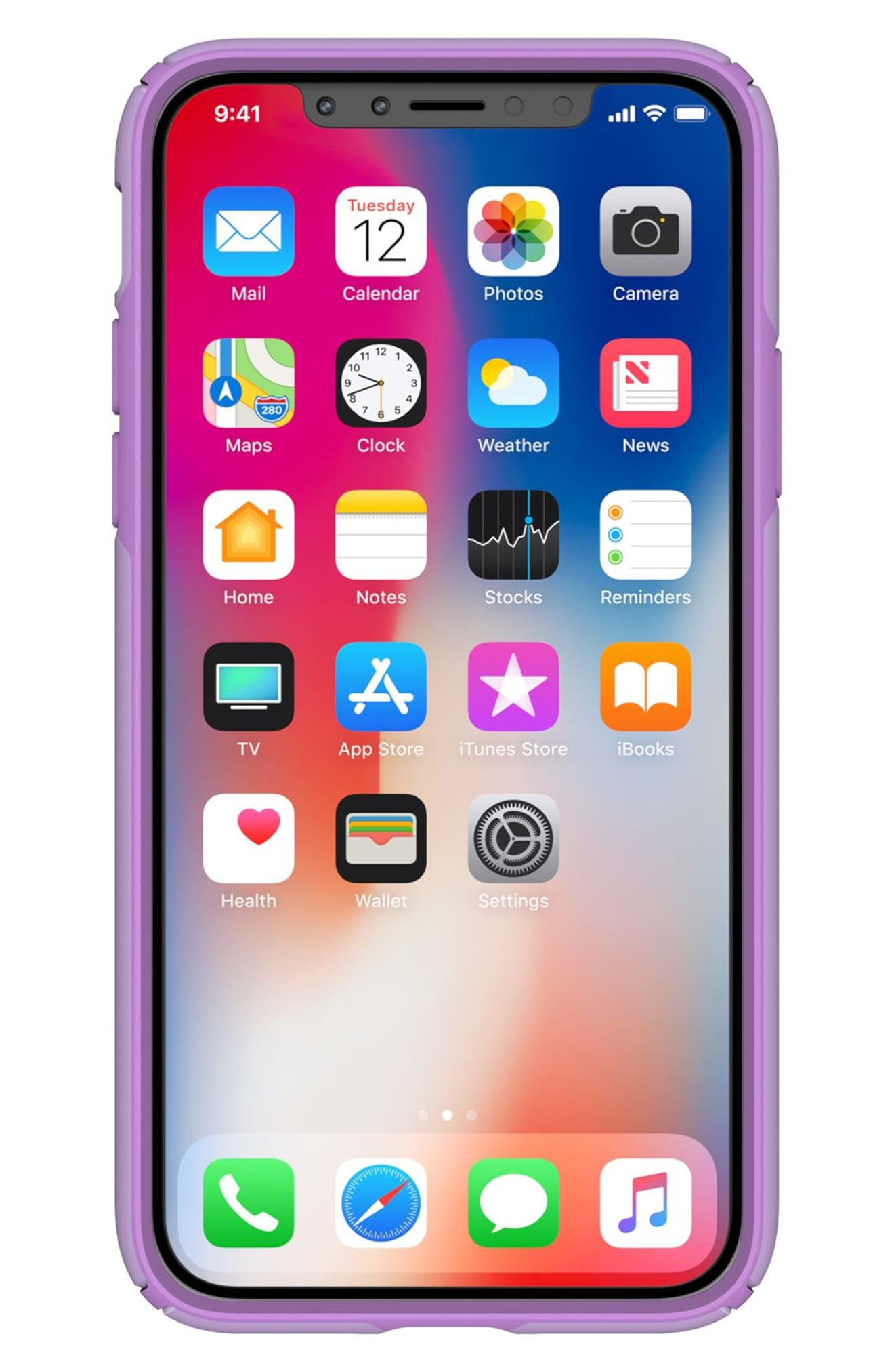 iPhone X & Xs Case,                             Alternate thumbnail 3, color,                             598