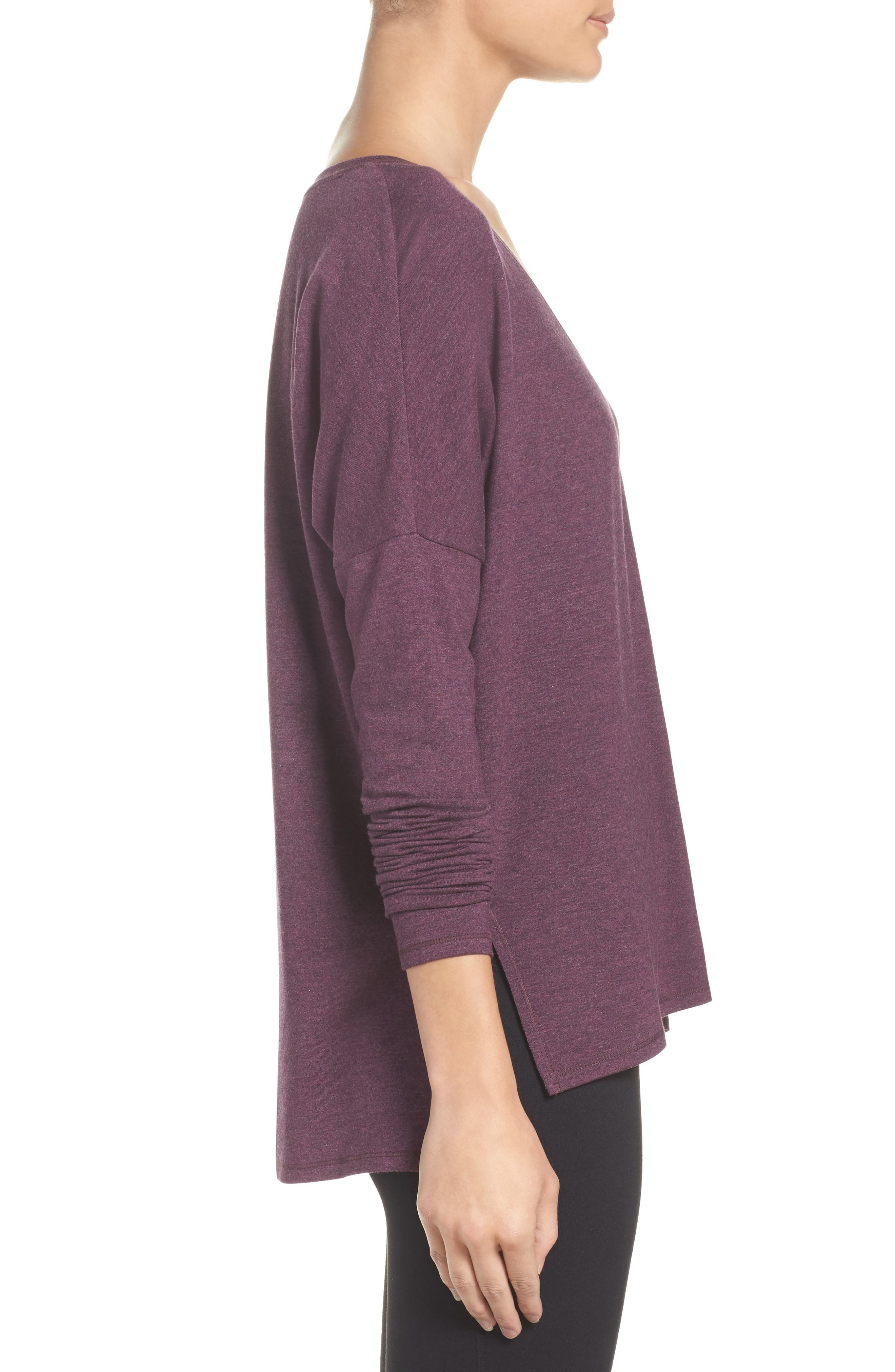 She's Cute Terry Pullover,                             Alternate thumbnail 13, color,