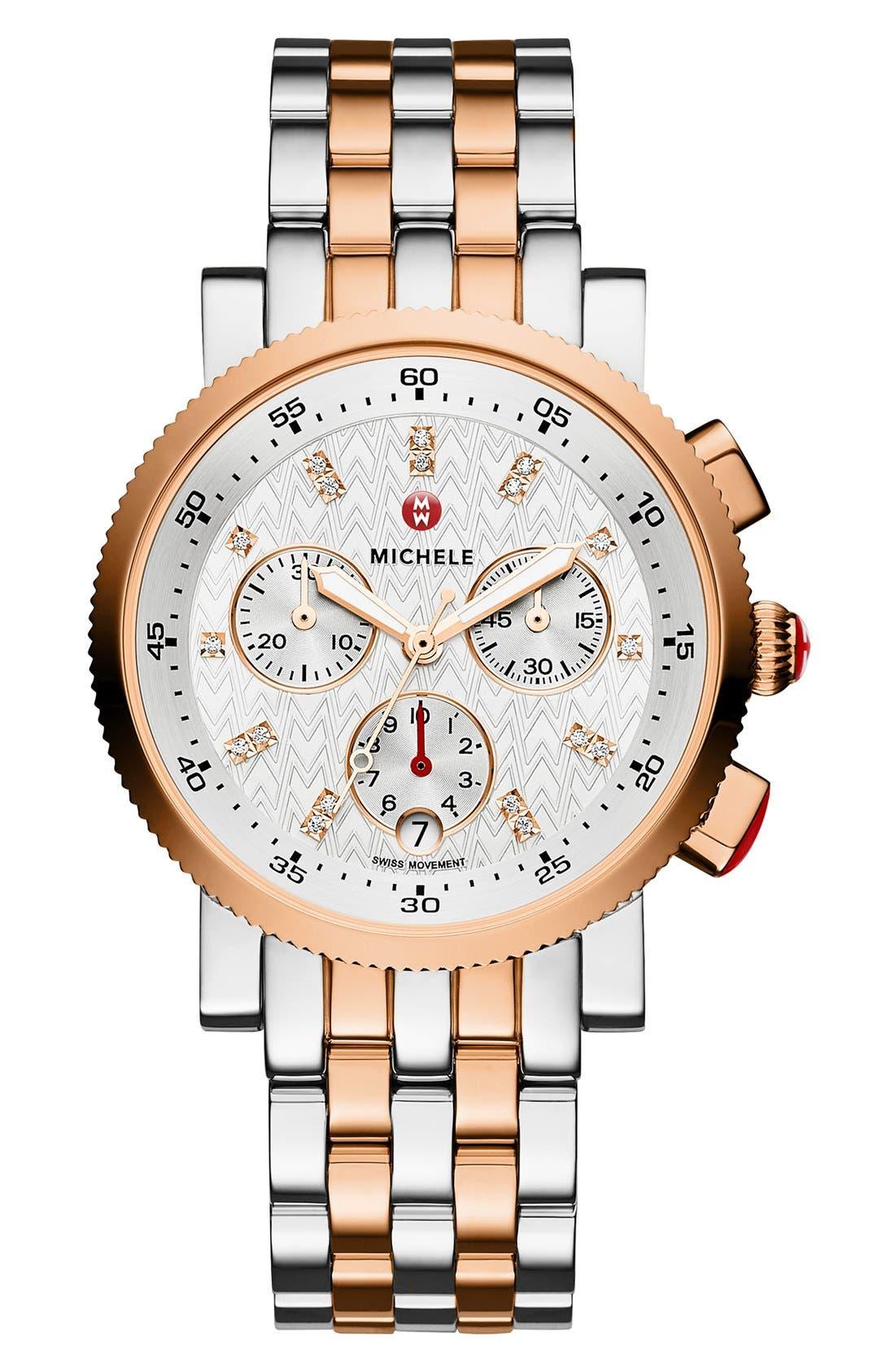 'Sport Sail' 18mm Bracelet Watchband,                         Main,                         color, 710