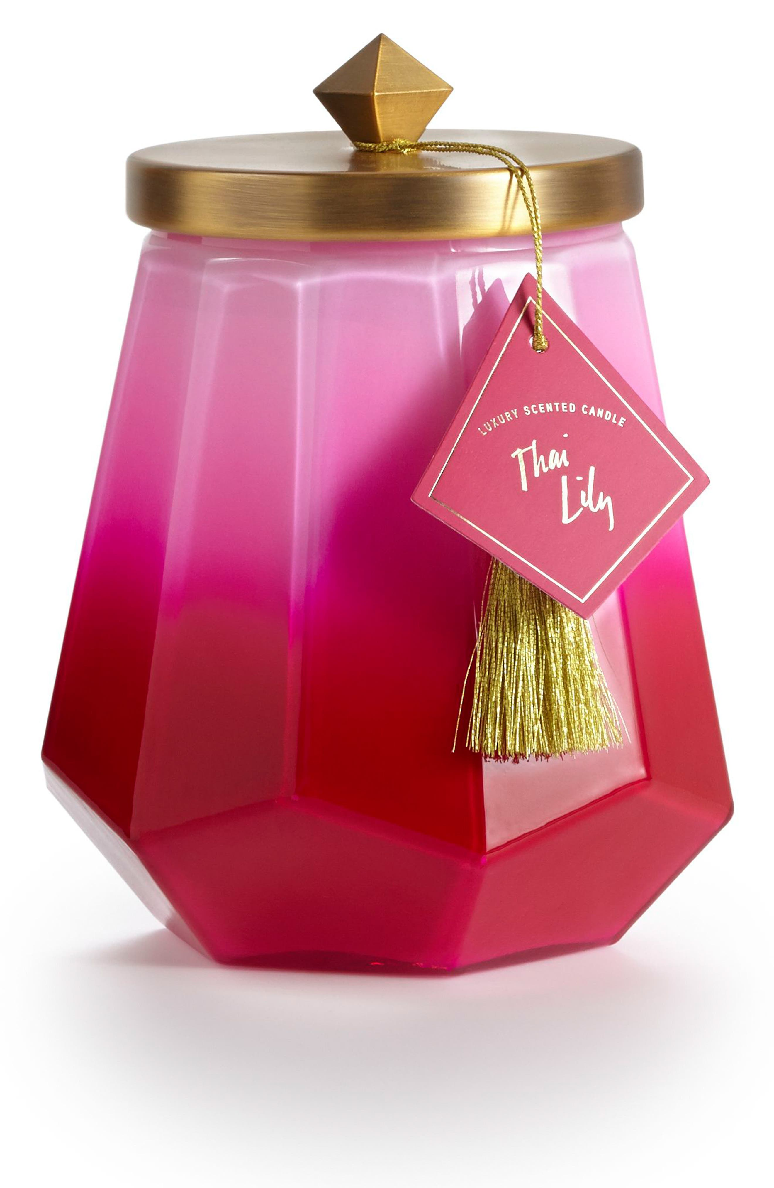 'Laurel' Scented Candle Jar,                             Main thumbnail 5, color,