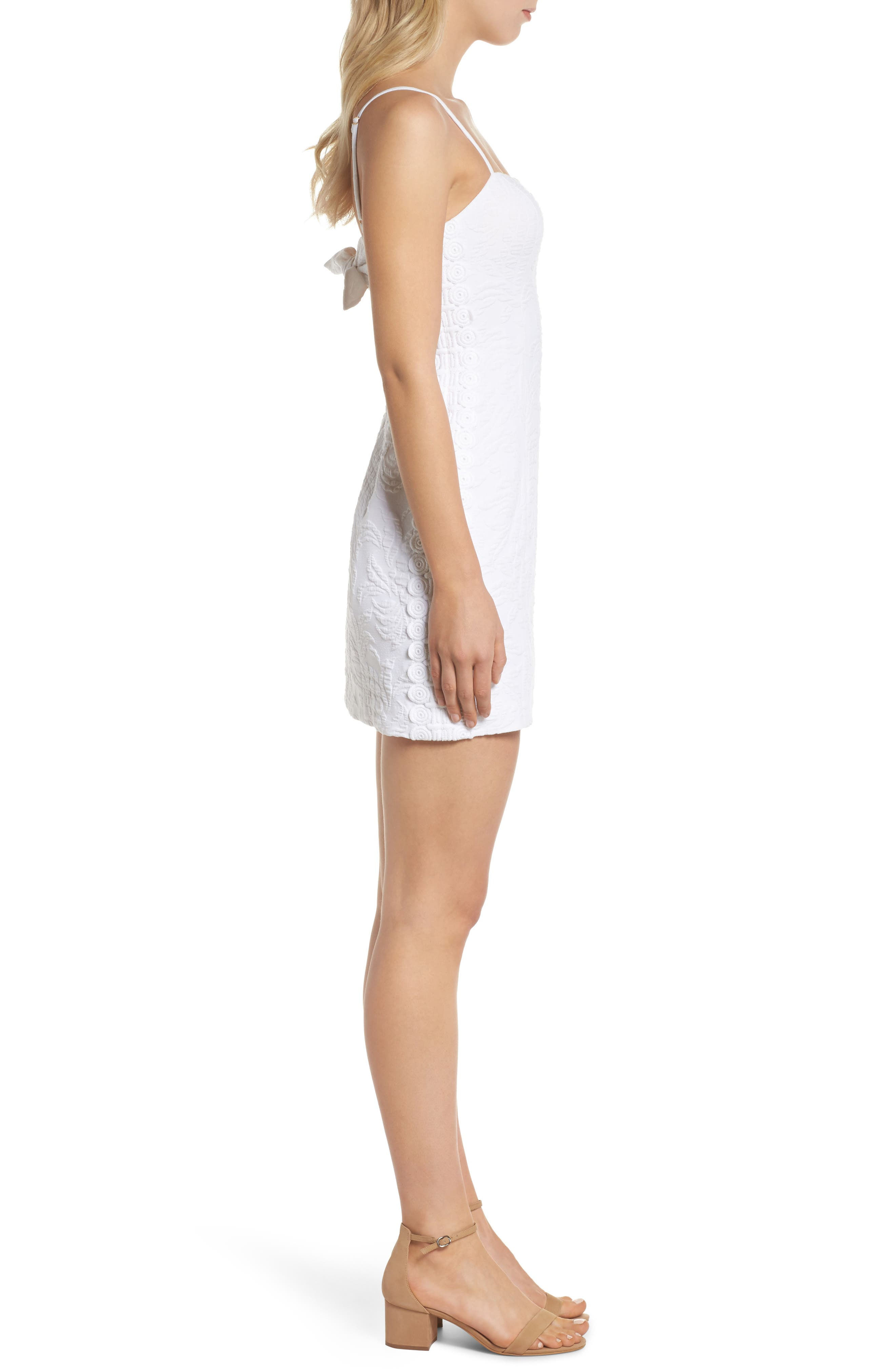 Shelli Minidress,                             Alternate thumbnail 3, color,                             100
