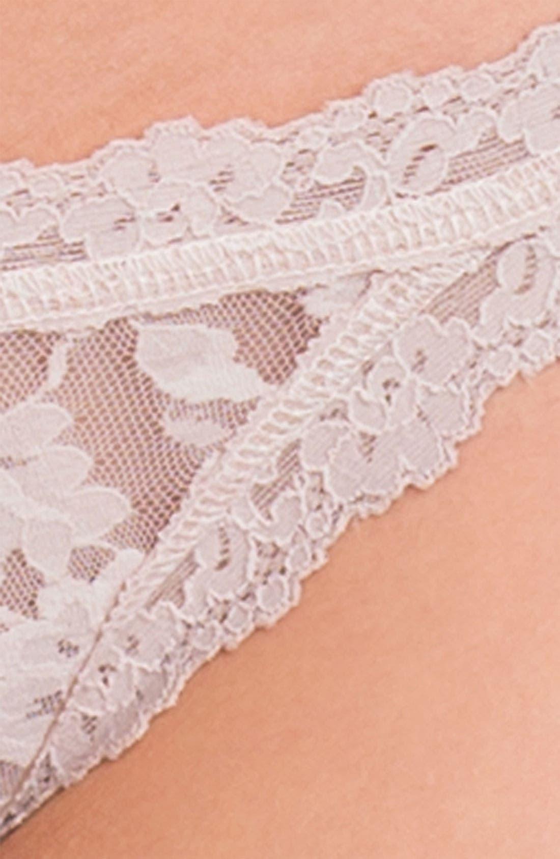 'Signature Lace' Brazilian Bikini,                             Alternate thumbnail 70, color,