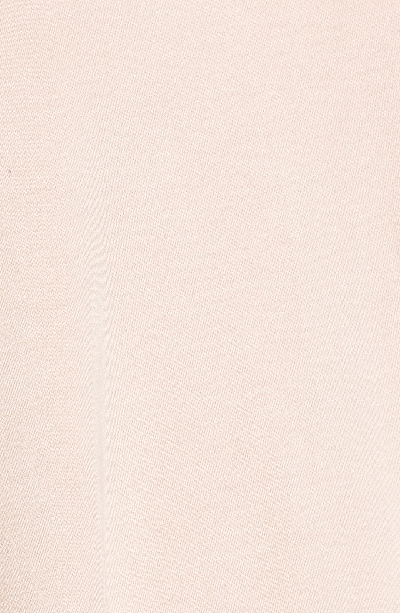 Long Sleeve Knit Tunic,                             Alternate thumbnail 5, color,                             680
