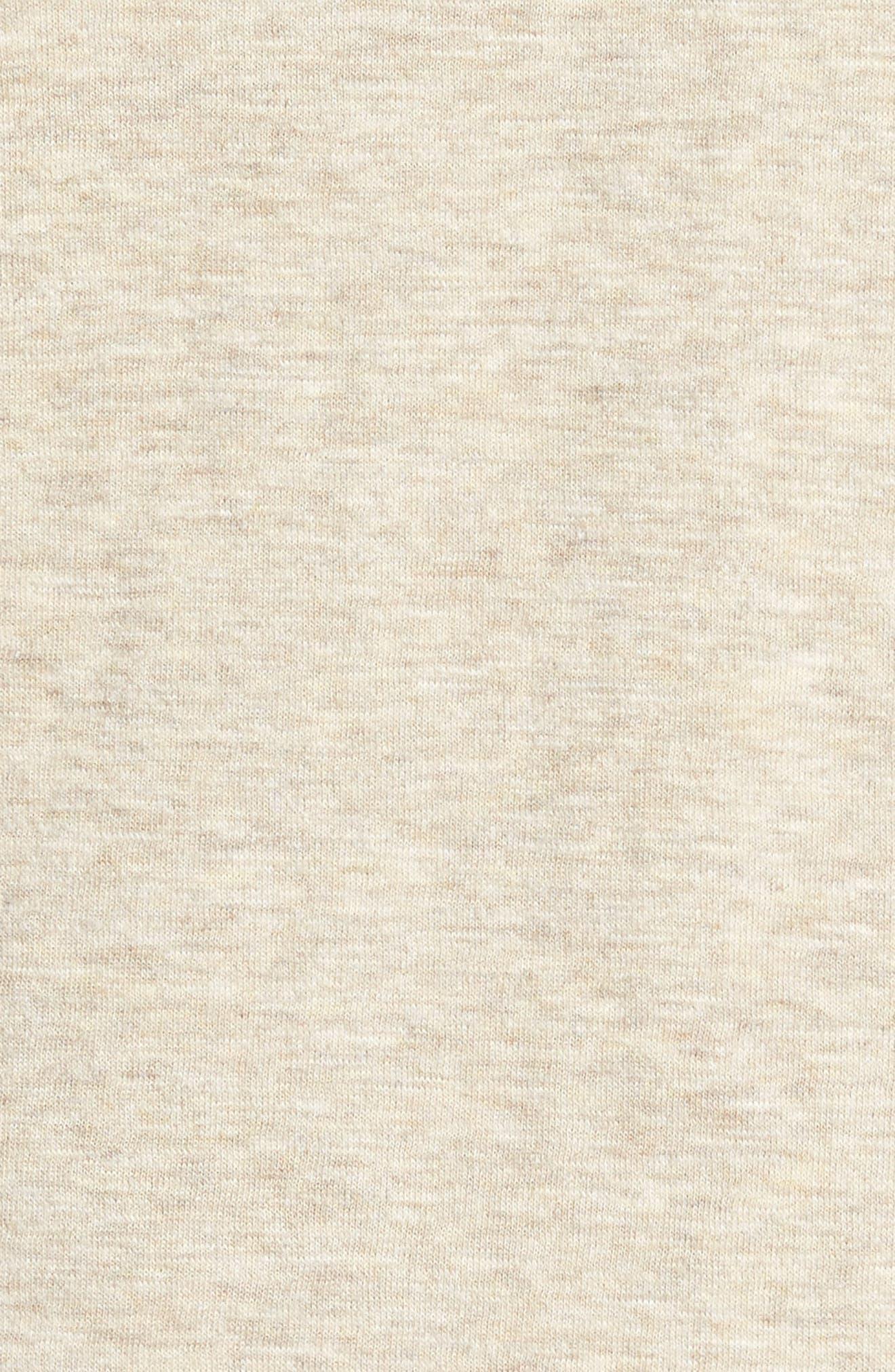 Mitch Reversible Slubbed Quarter Snap Pullover,                             Alternate thumbnail 18, color,
