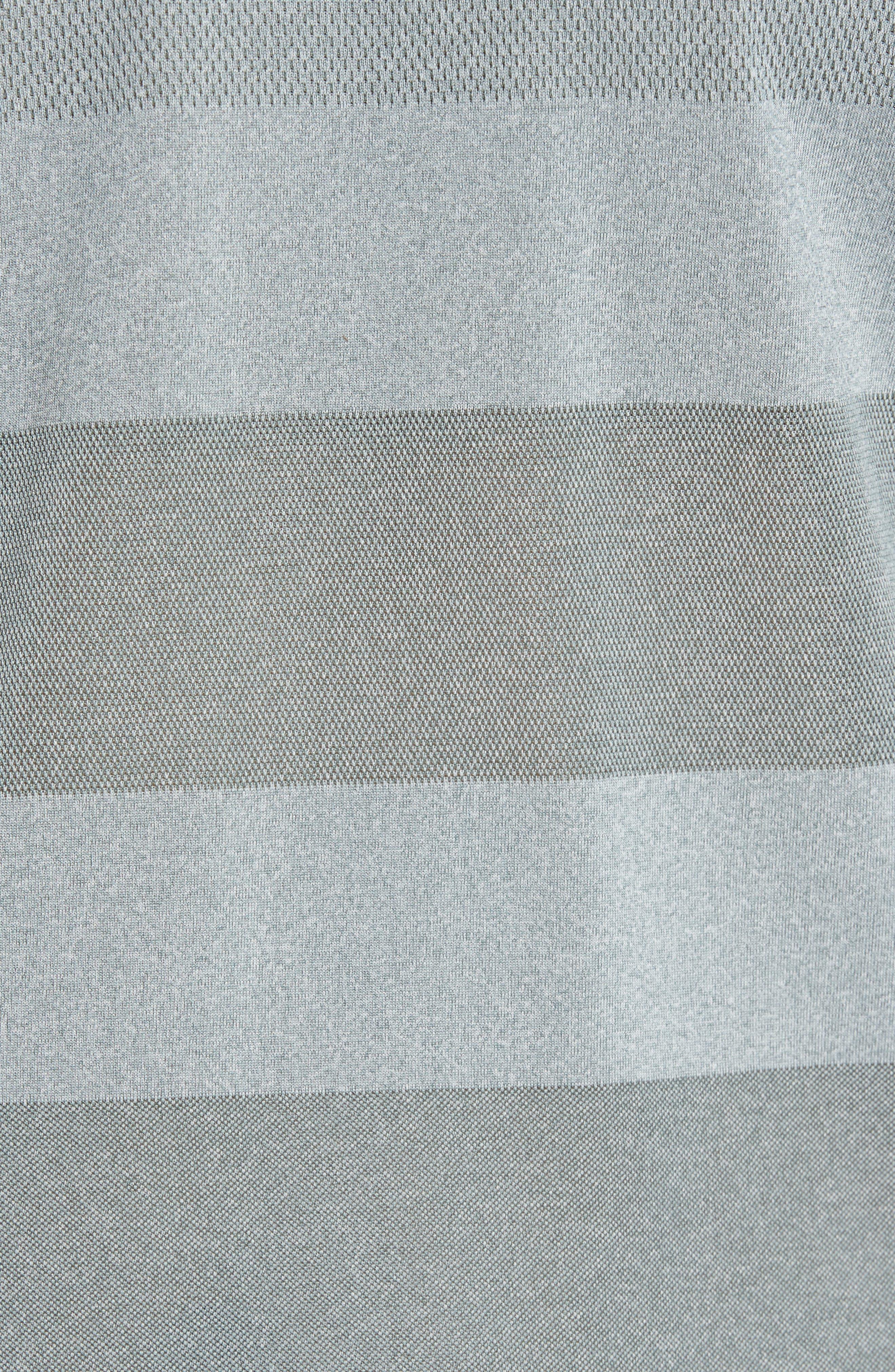 Hansen Stripe Polo,                             Alternate thumbnail 5, color,                             201