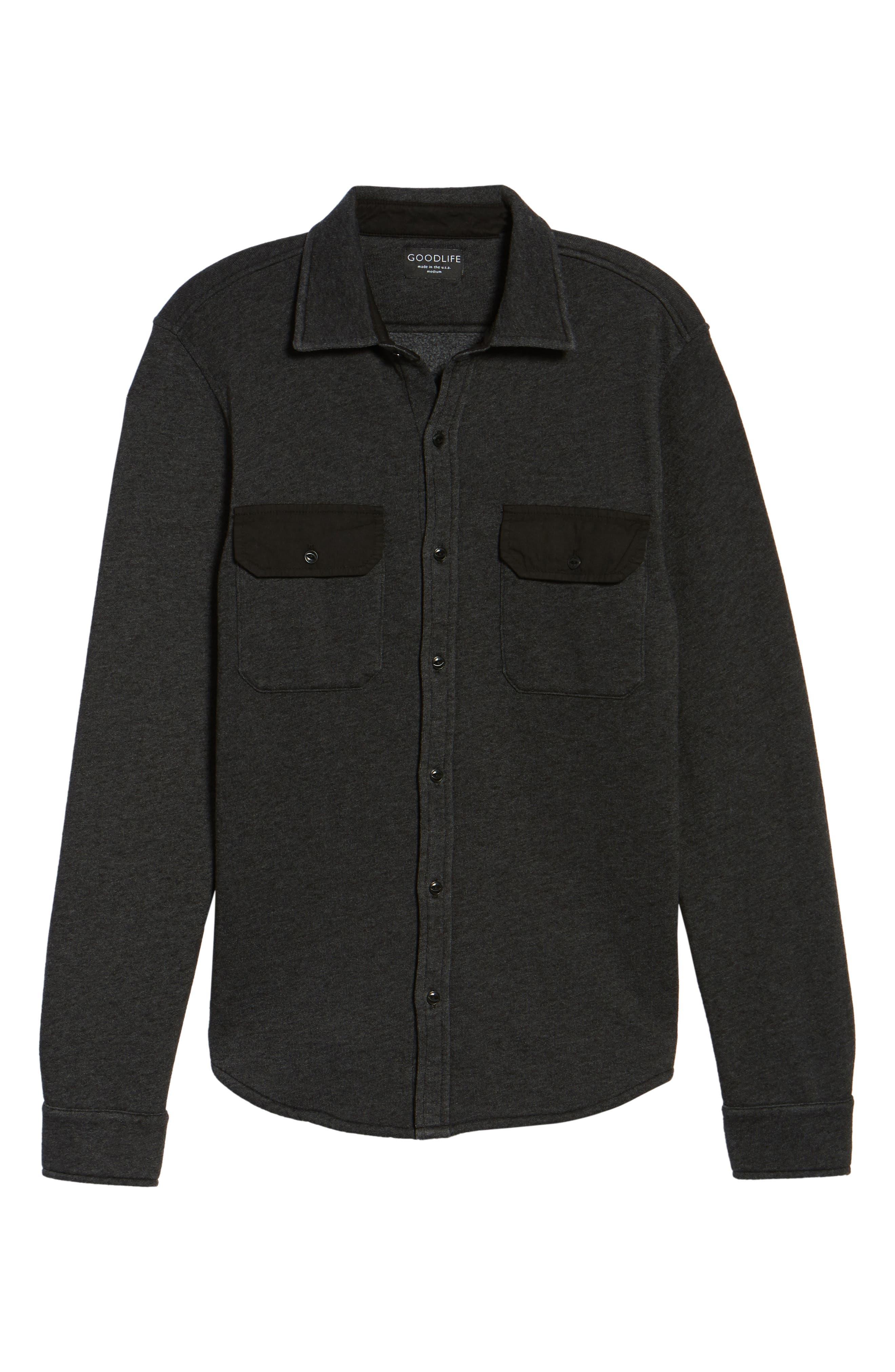 Shirt Jacket,                             Alternate thumbnail 16, color,