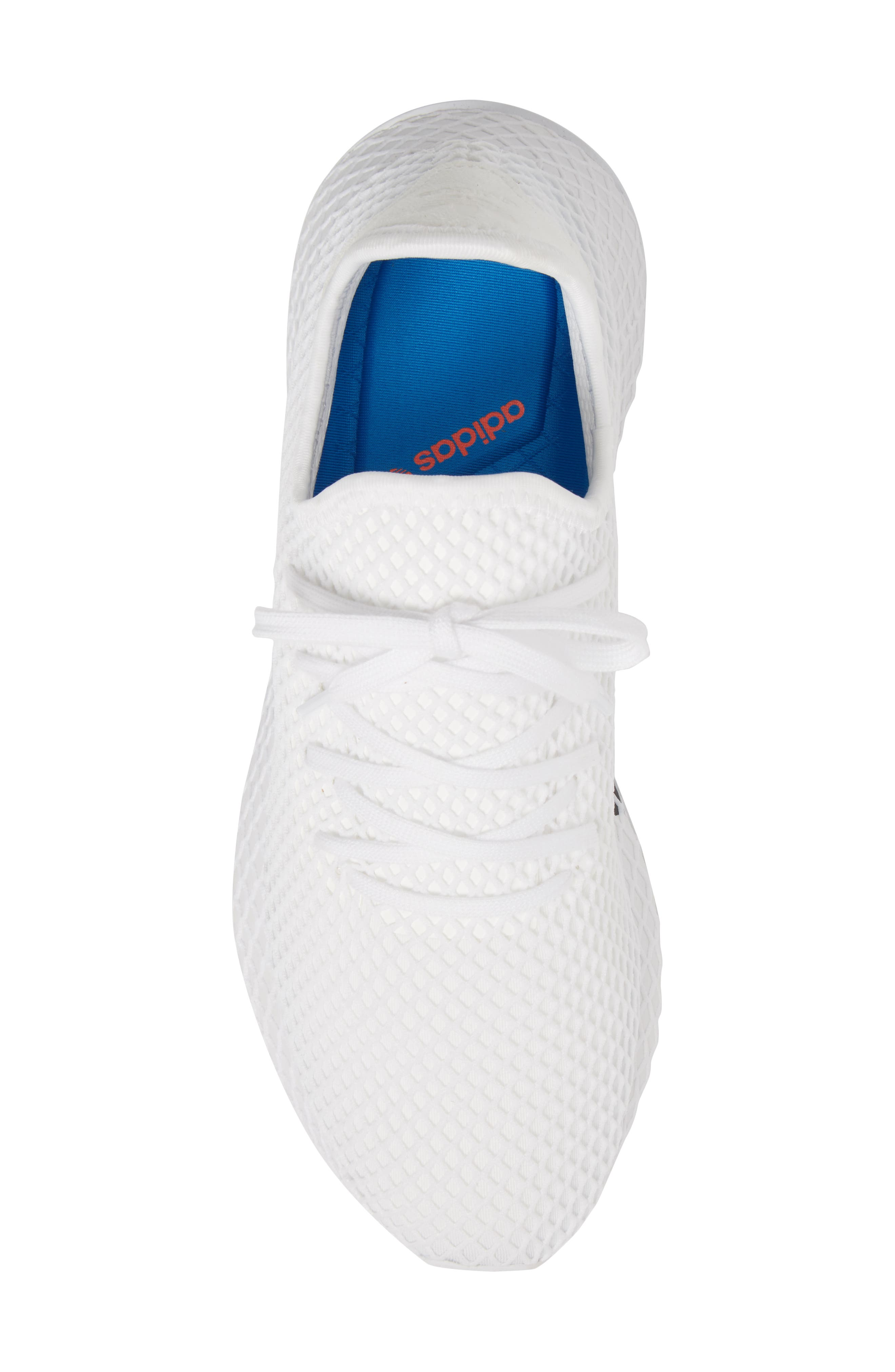 Deerupt Runner Sneaker,                             Alternate thumbnail 5, color,                             100