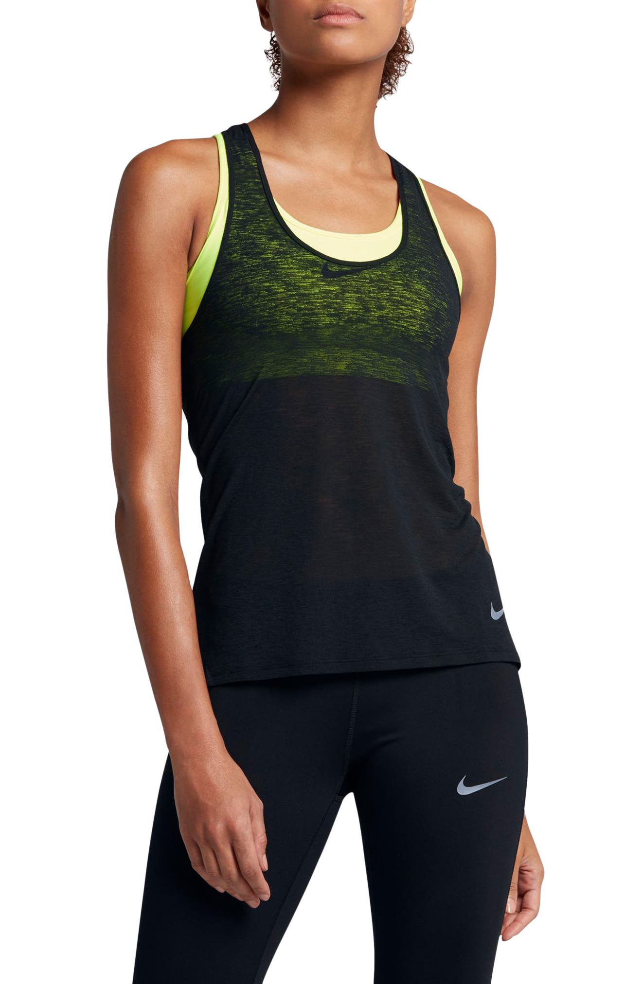 Breathe Cool Running Tank,                         Main,                         color, 010