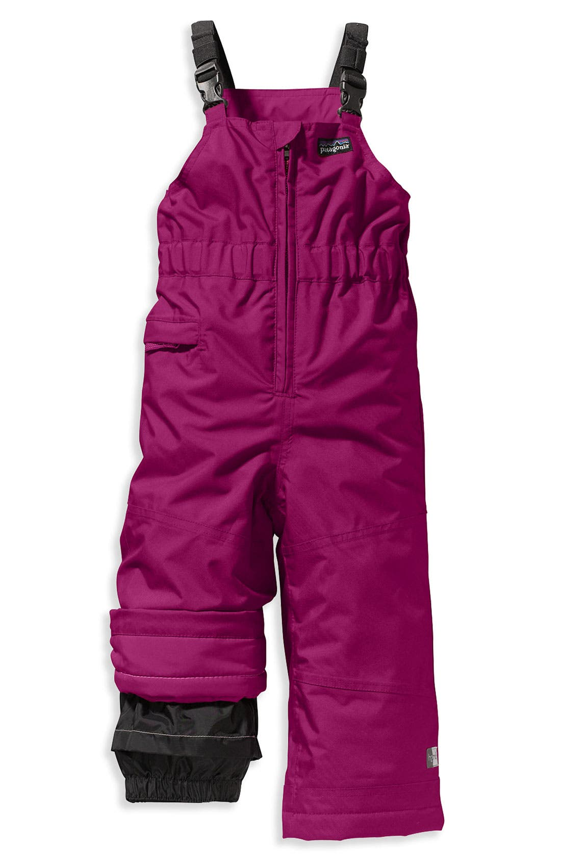 PATAGONIA,                             'Snow-Daze' Bib,                             Alternate thumbnail 2, color,                             650