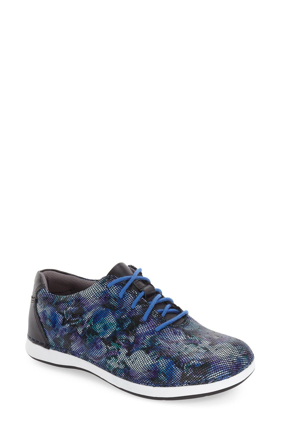 Essence Lace-Up Leather Oxford,                             Main thumbnail 28, color,