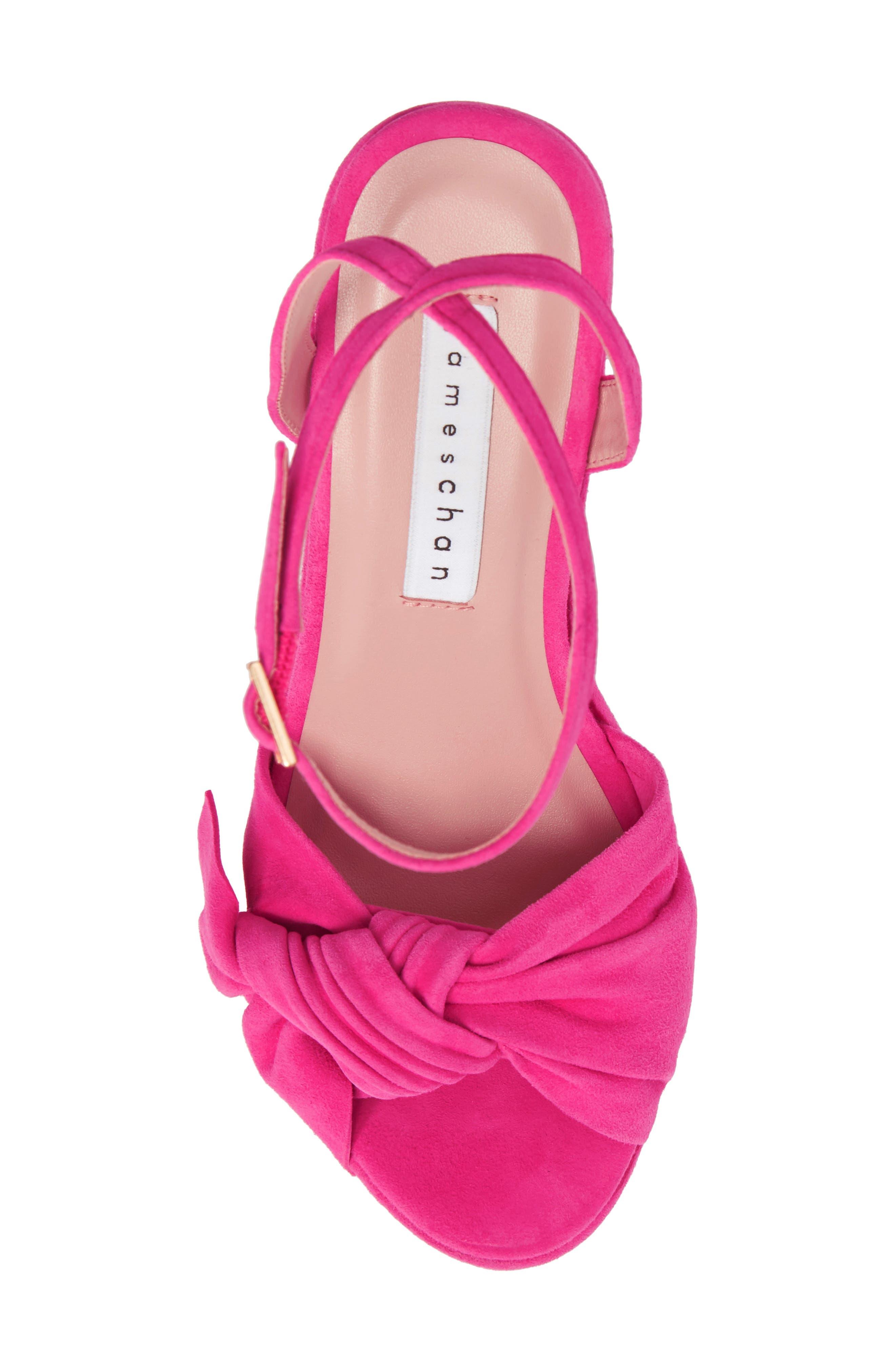 Pinky Platform Sandal,                             Alternate thumbnail 19, color,