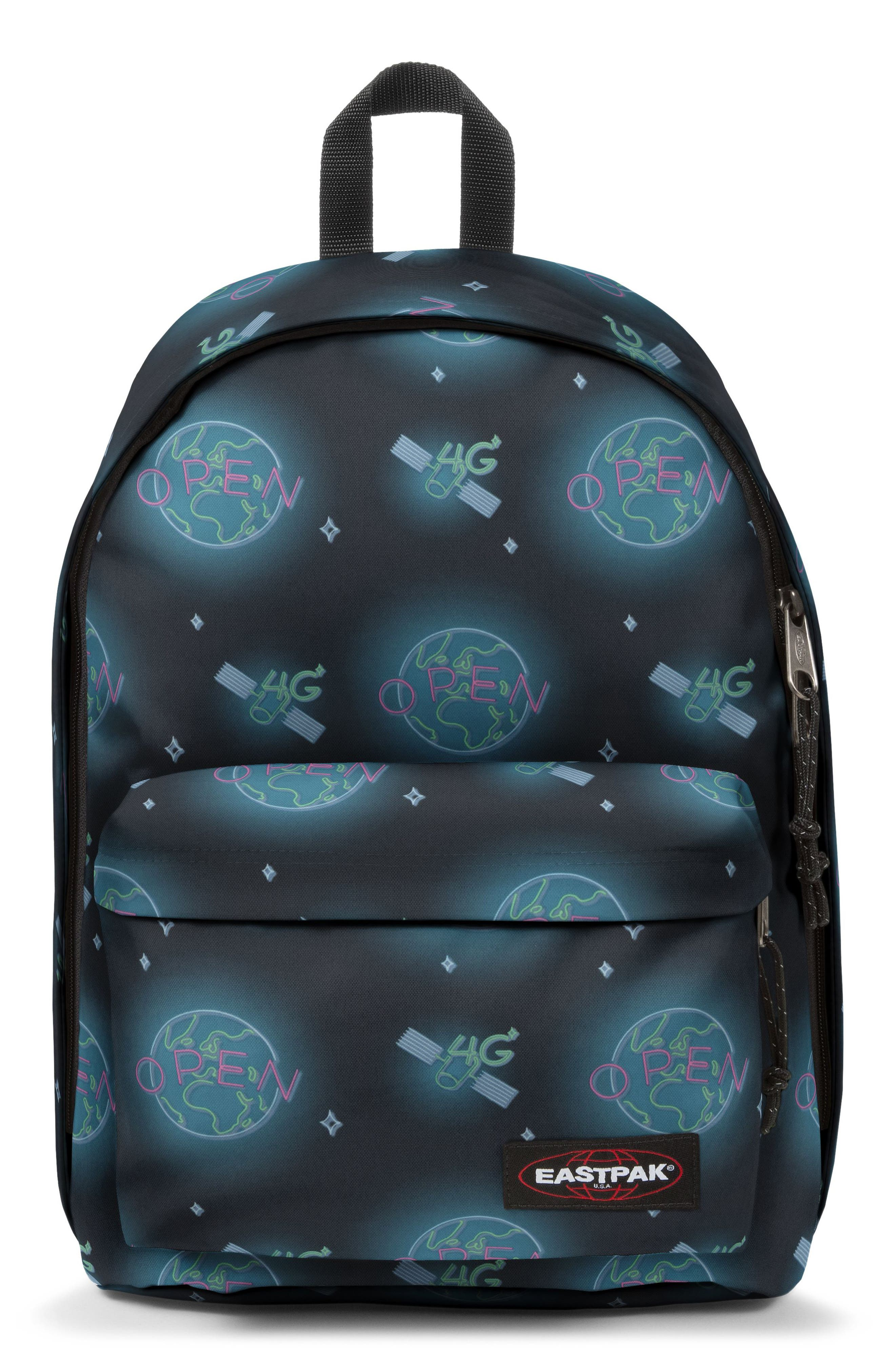 Eastpak Out Of Office Nylon Backpack - Black