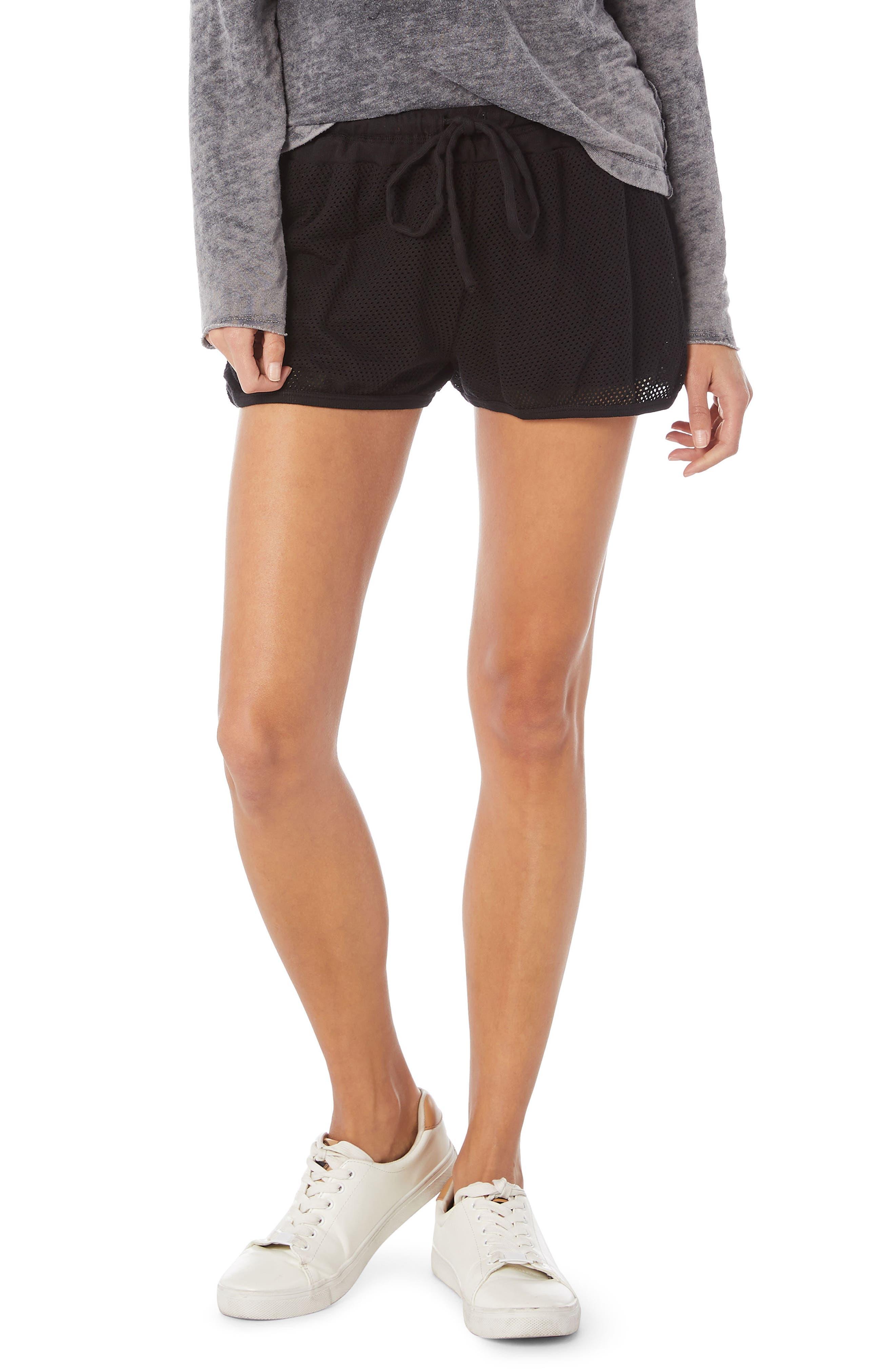 Mesh Shorts,                         Main,                         color, 001
