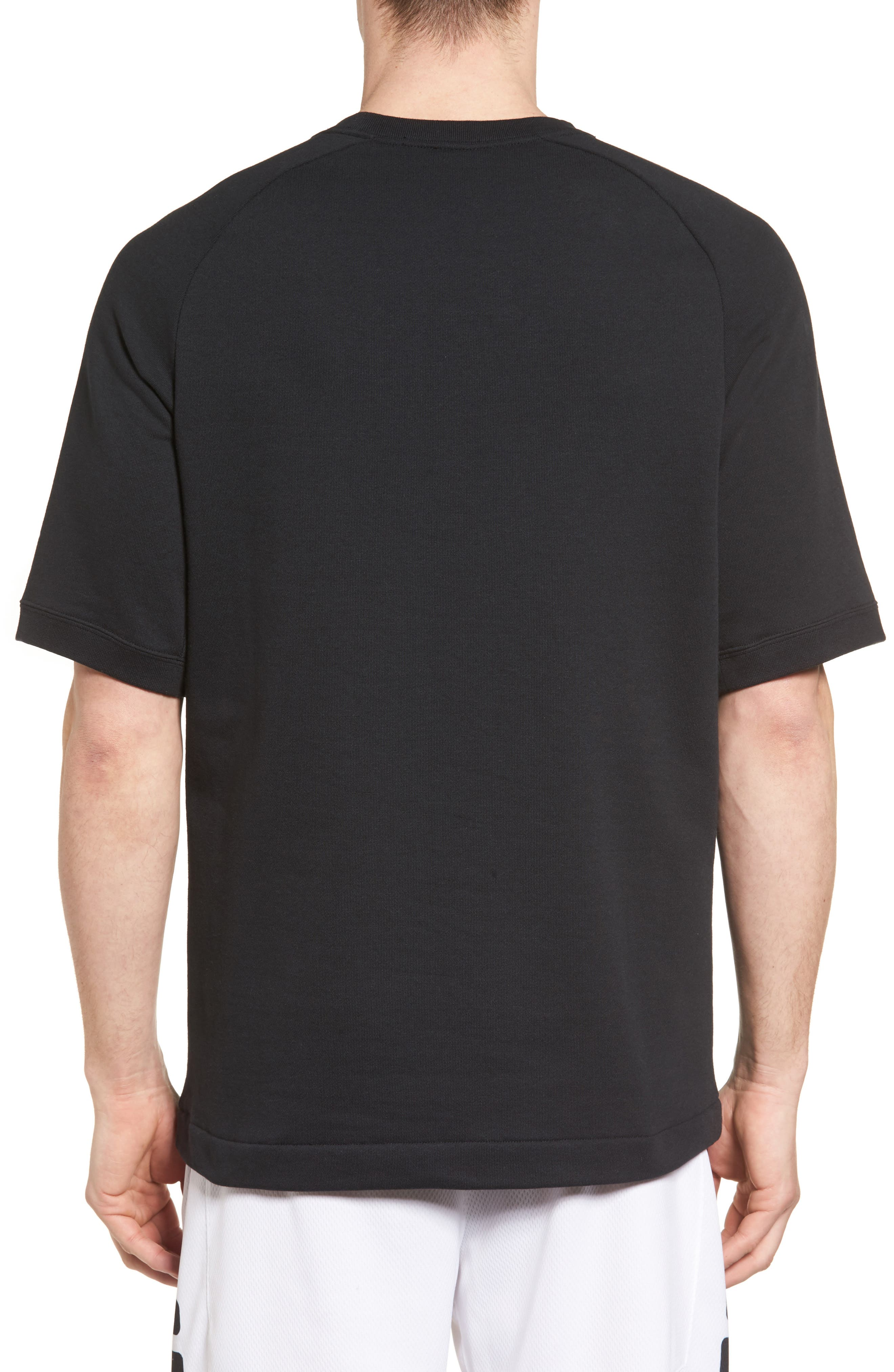 Sportswear Modern Crew T-Shirt,                             Alternate thumbnail 4, color,