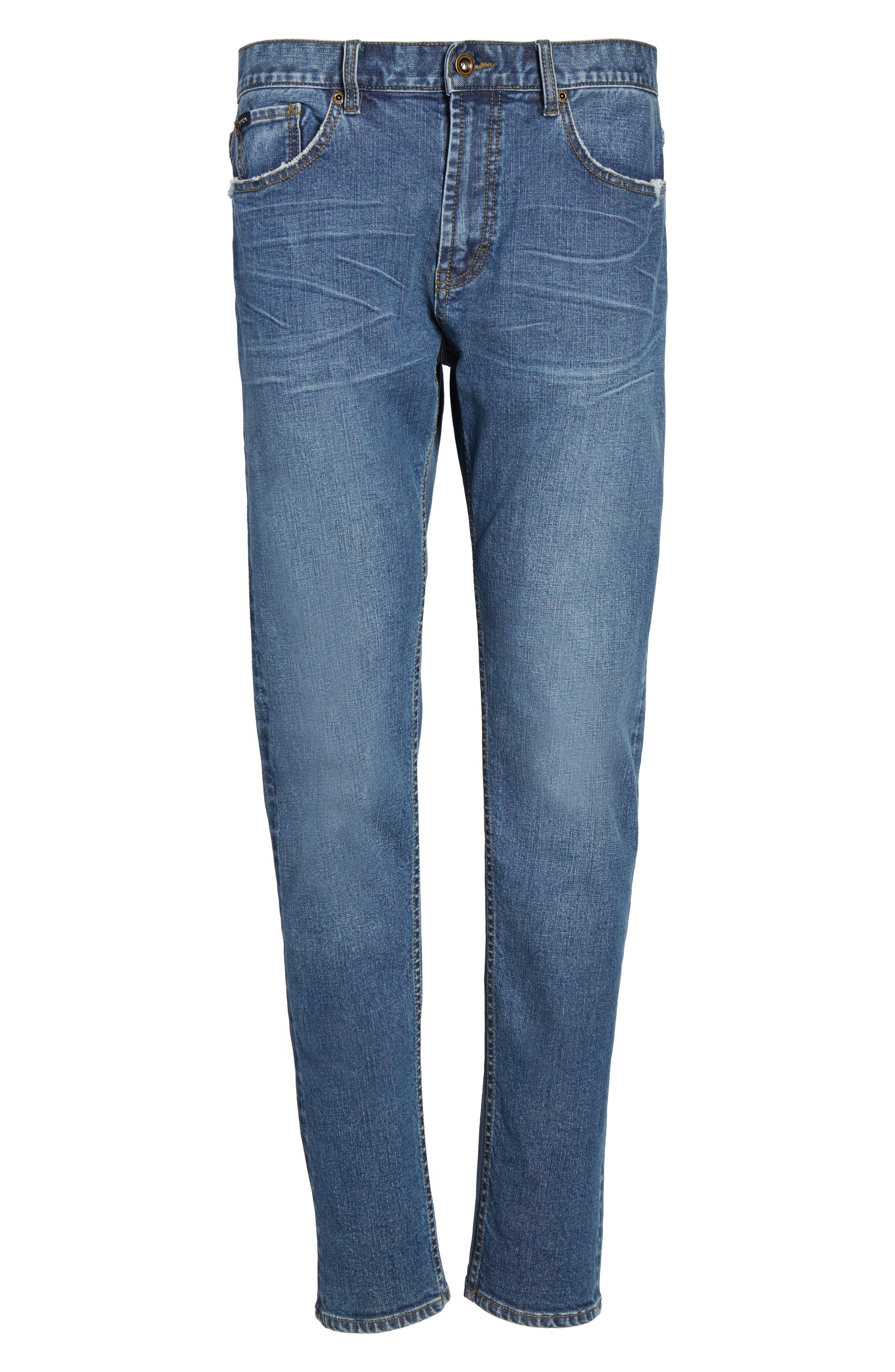 Daggers Slim Fit Jeans,                             Alternate thumbnail 12, color,