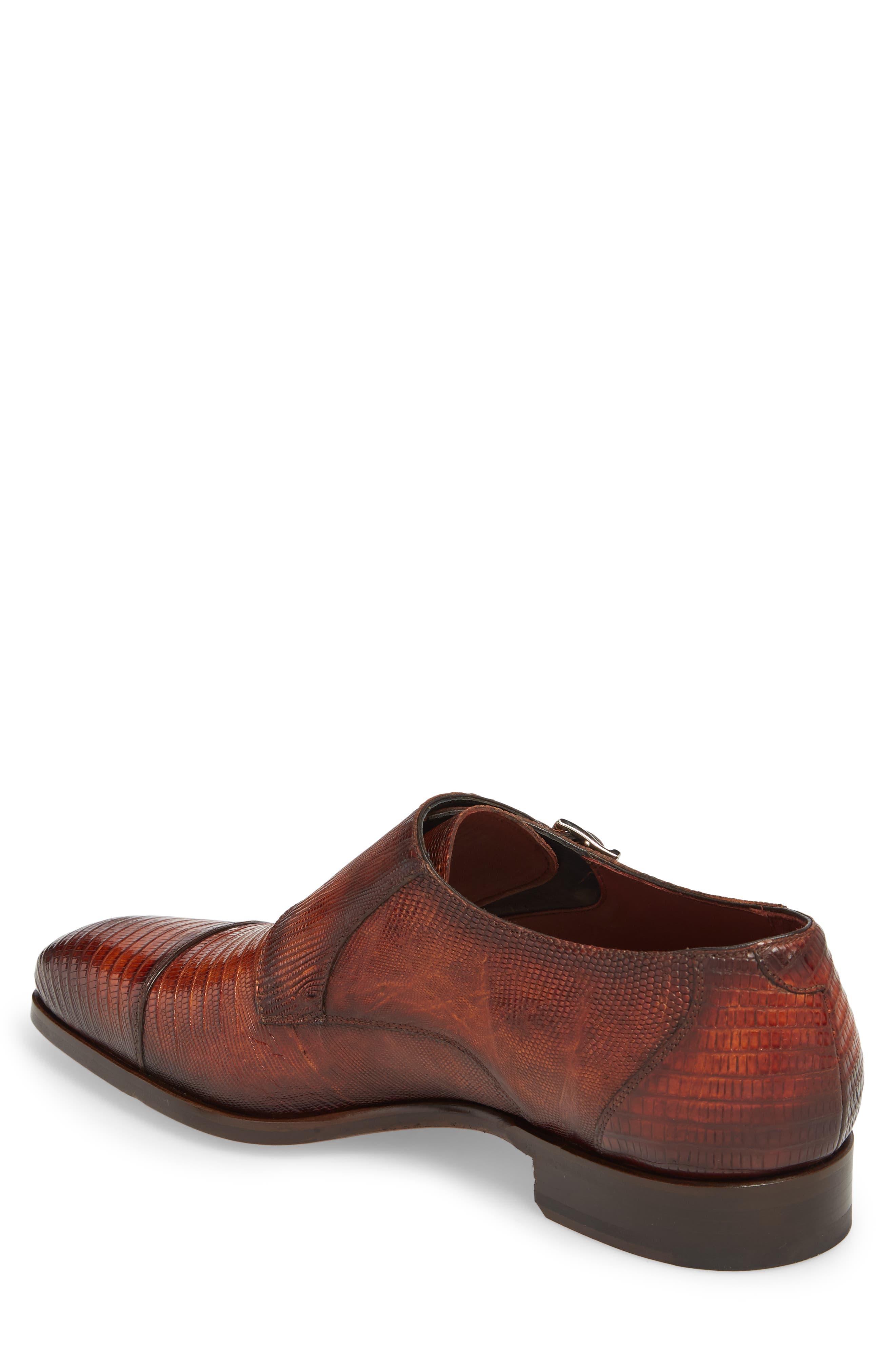 Isaac Cap Toe Monk Shoe,                             Alternate thumbnail 2, color,                             219